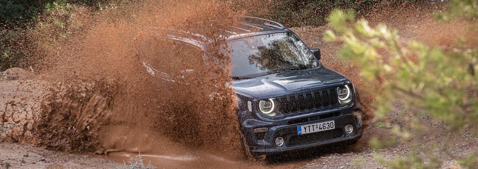 Jeep Renegade PHEV 4xe S 240Ps