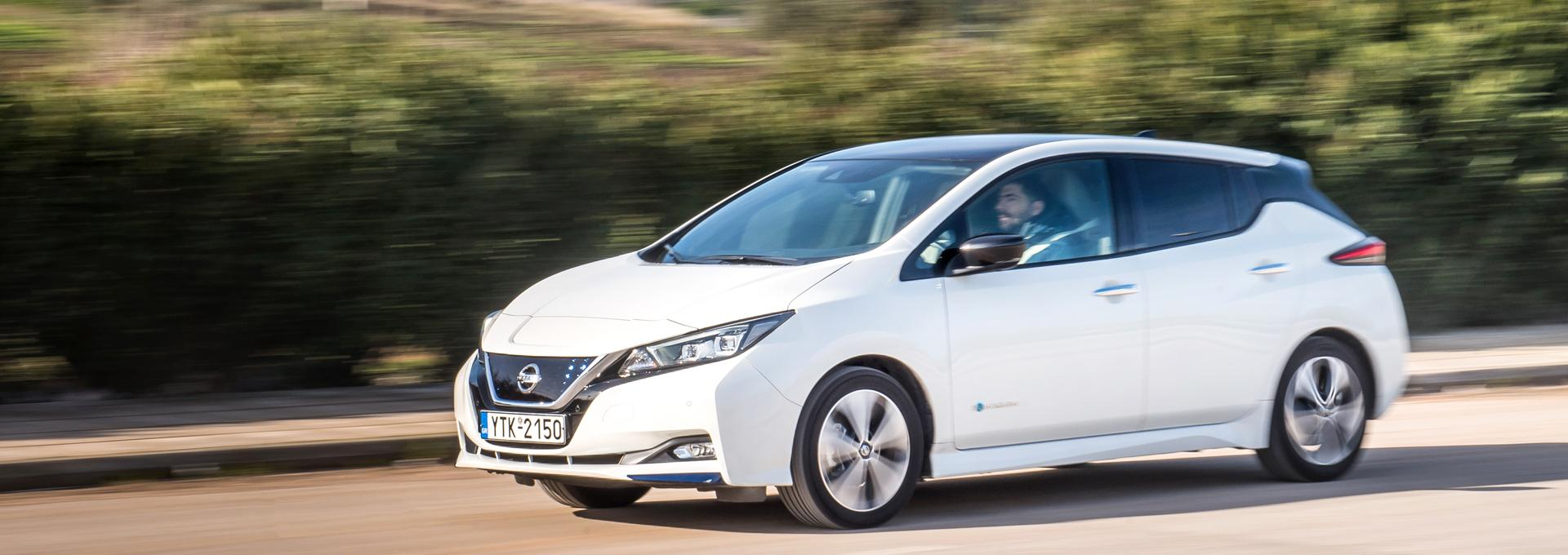 Nissan Leaf 150Ps