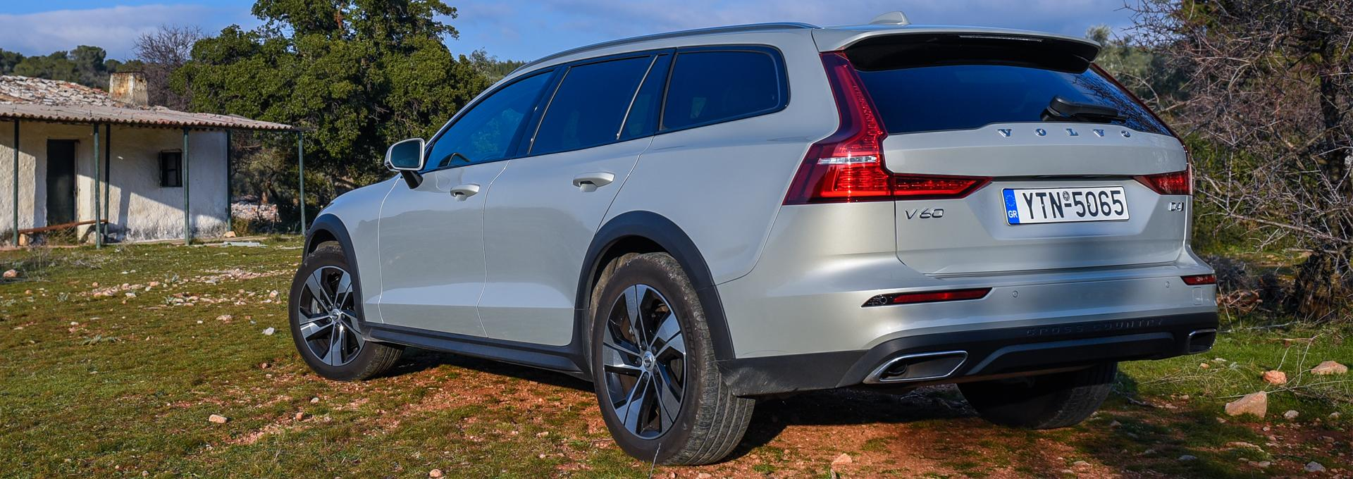 Volvo V60 Cross Country D4 190Ps
