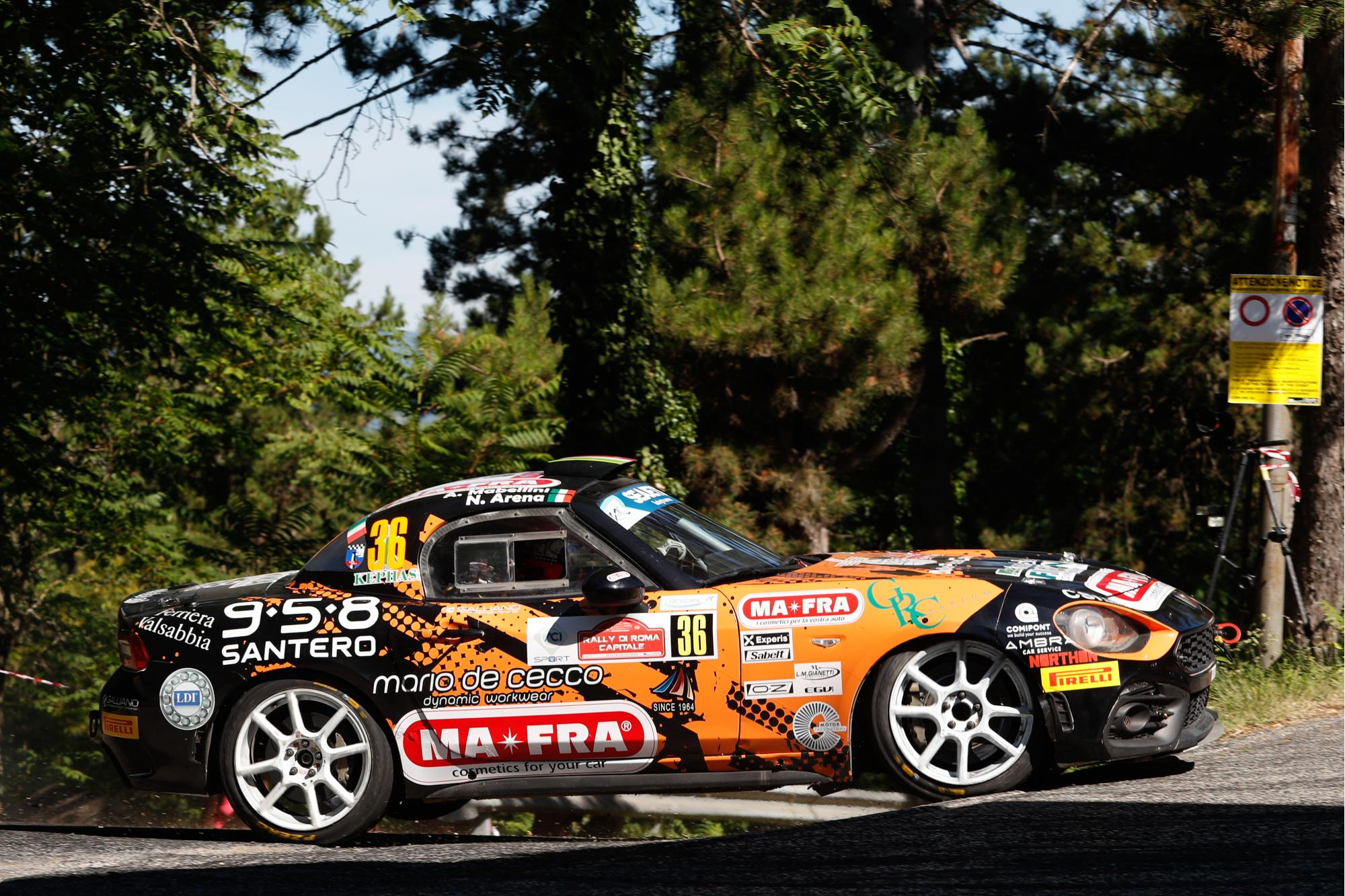 Abarth Rally Cup 2020, τόπο στα νιάτα!