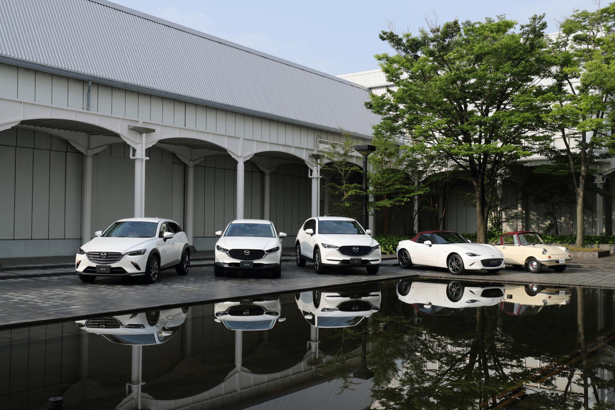 Αφιέρωμα 100 χρόνια Mazda