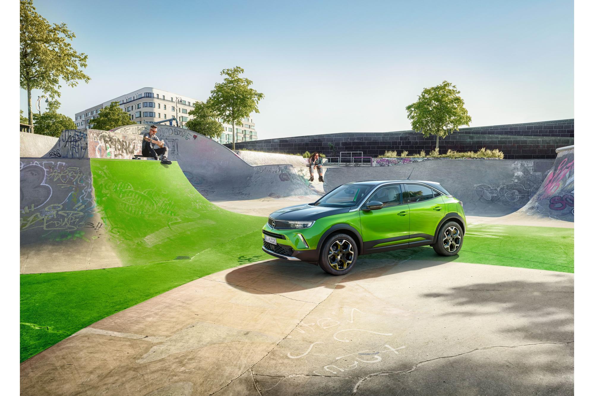 Παρουσιάστηκε επίσημα το νέο Opel Mokka