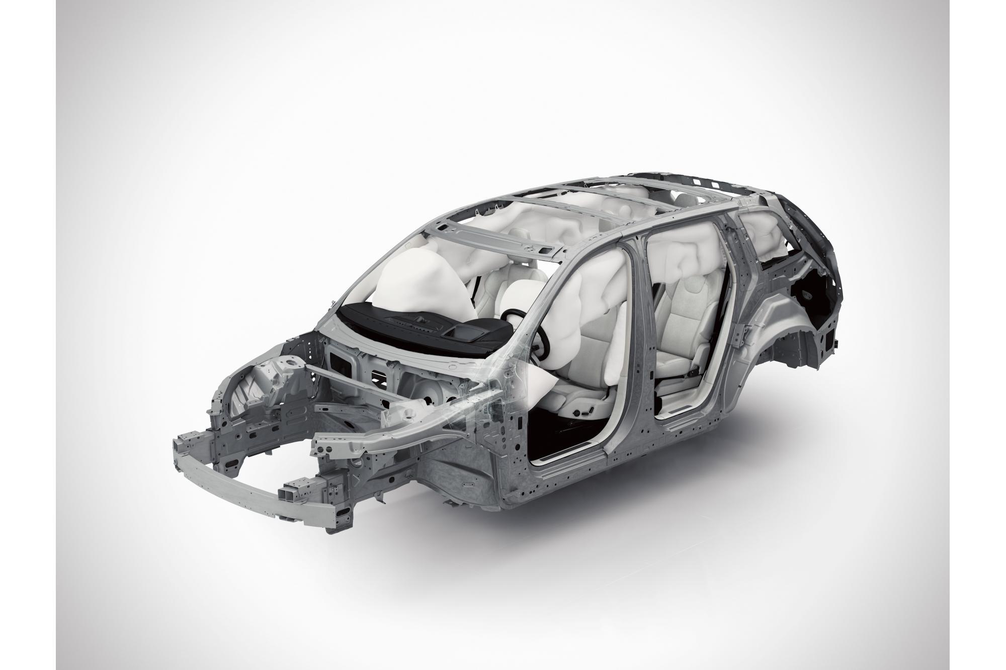 Τα αυτοκίνητα της Volvo είναι ασφαλή για κάθε σώμα, γυναικείο ή αντρικό