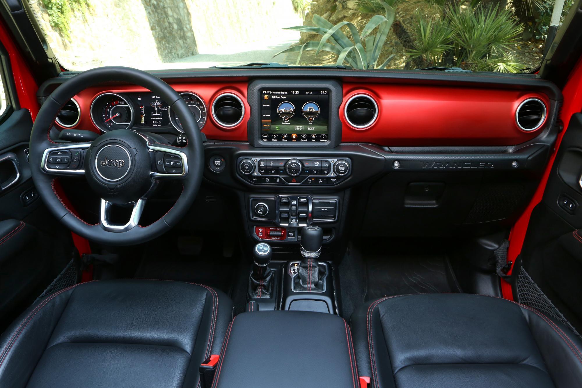 Jeep Wrangler: Αδιάβροχη υπεροχή