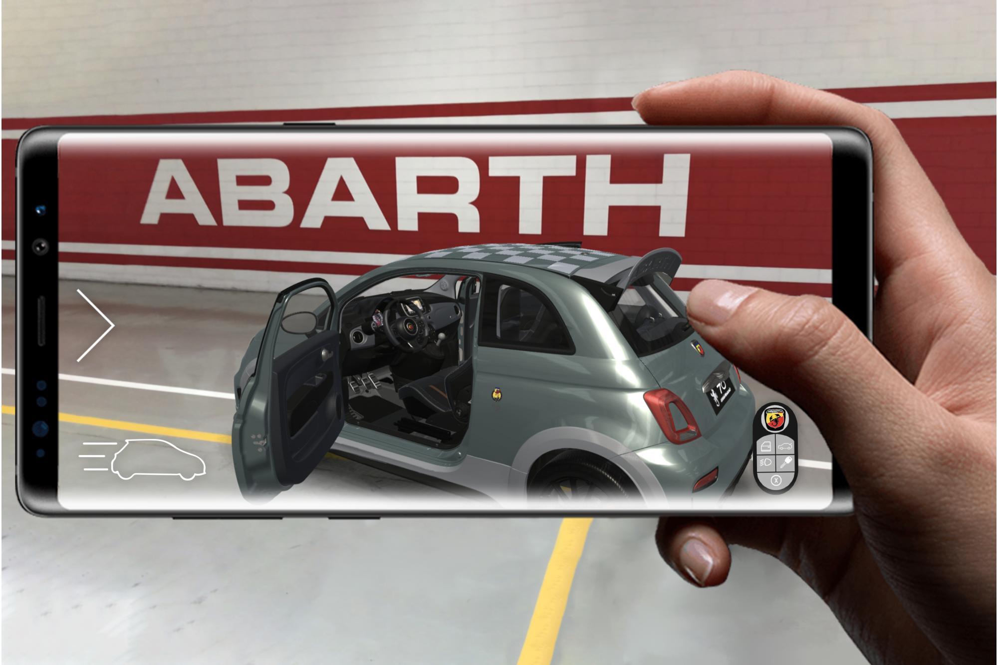 Το συλλεκτικό Abarth 695 70ο Anniversario διαθέσιμο και στην Ελλάδα!