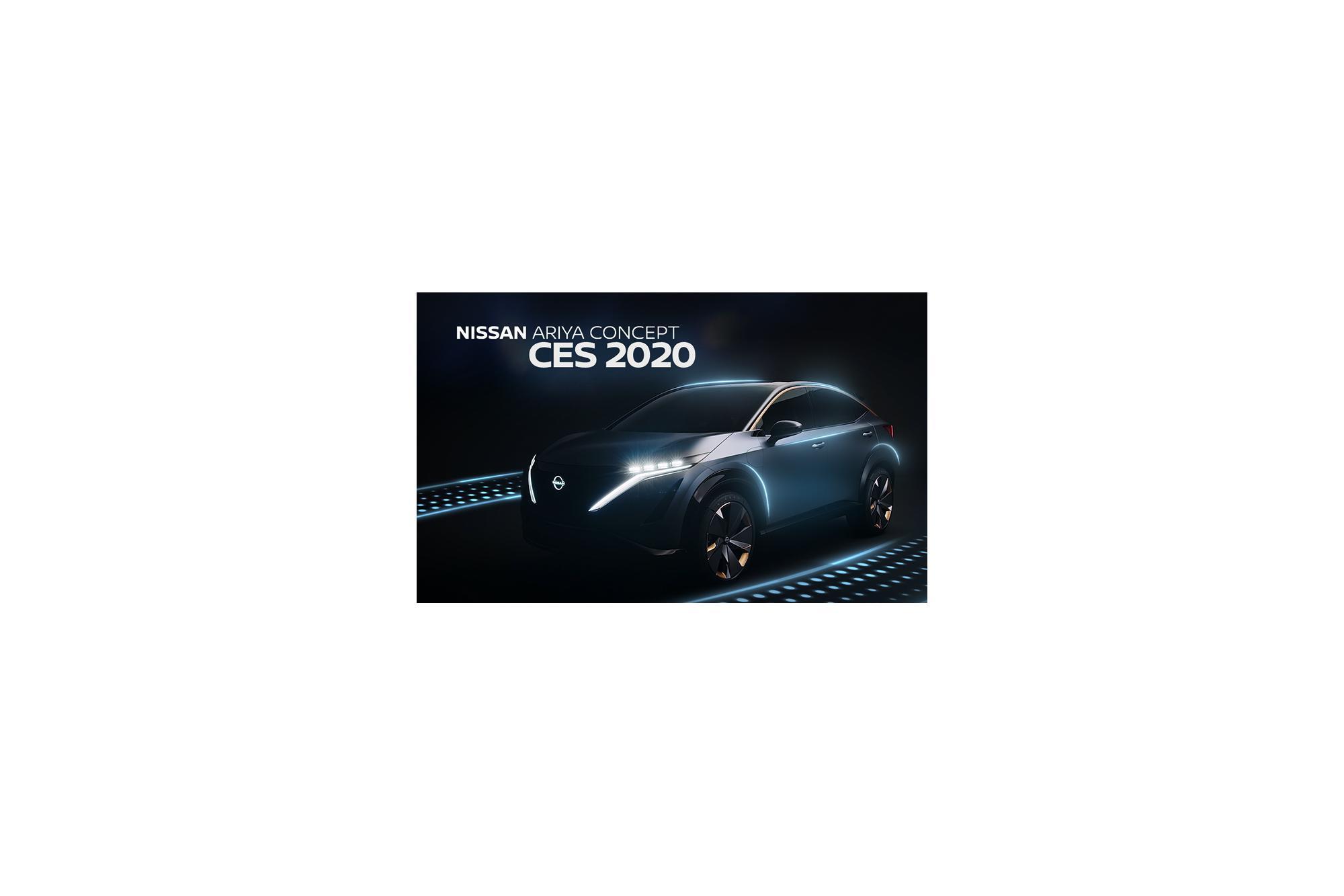 H Nissan στην CES 2020