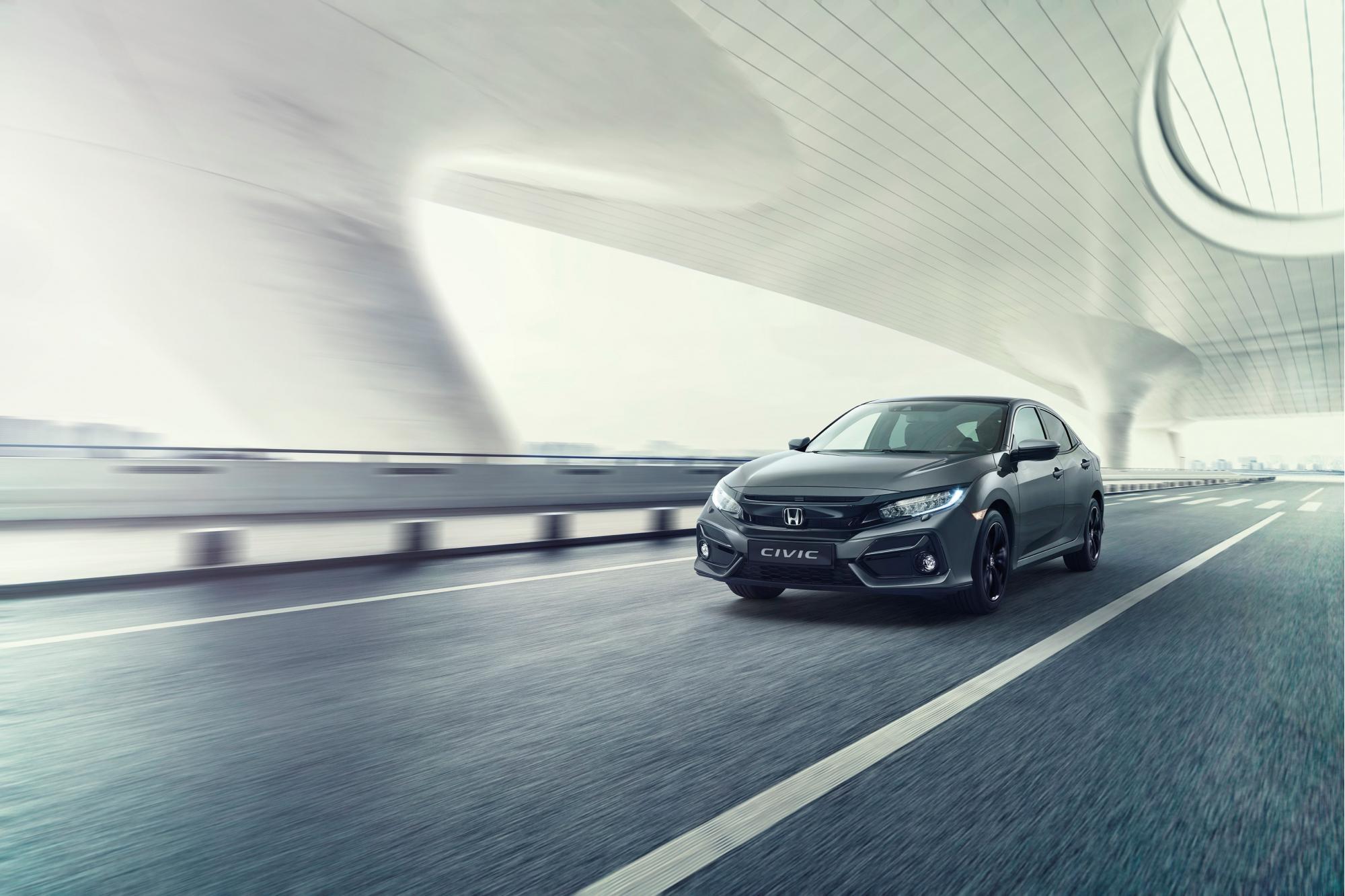 Αναβάθμιση στα σημεία για το Honda Civic