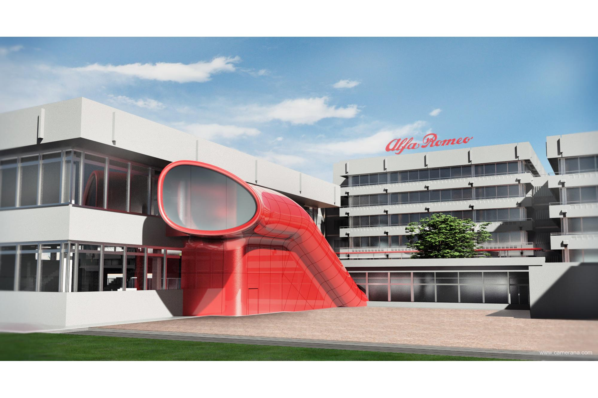 Το «ληξιαρχείο» της Alfa Romeo κλείνει 60 χρόνια ζωής