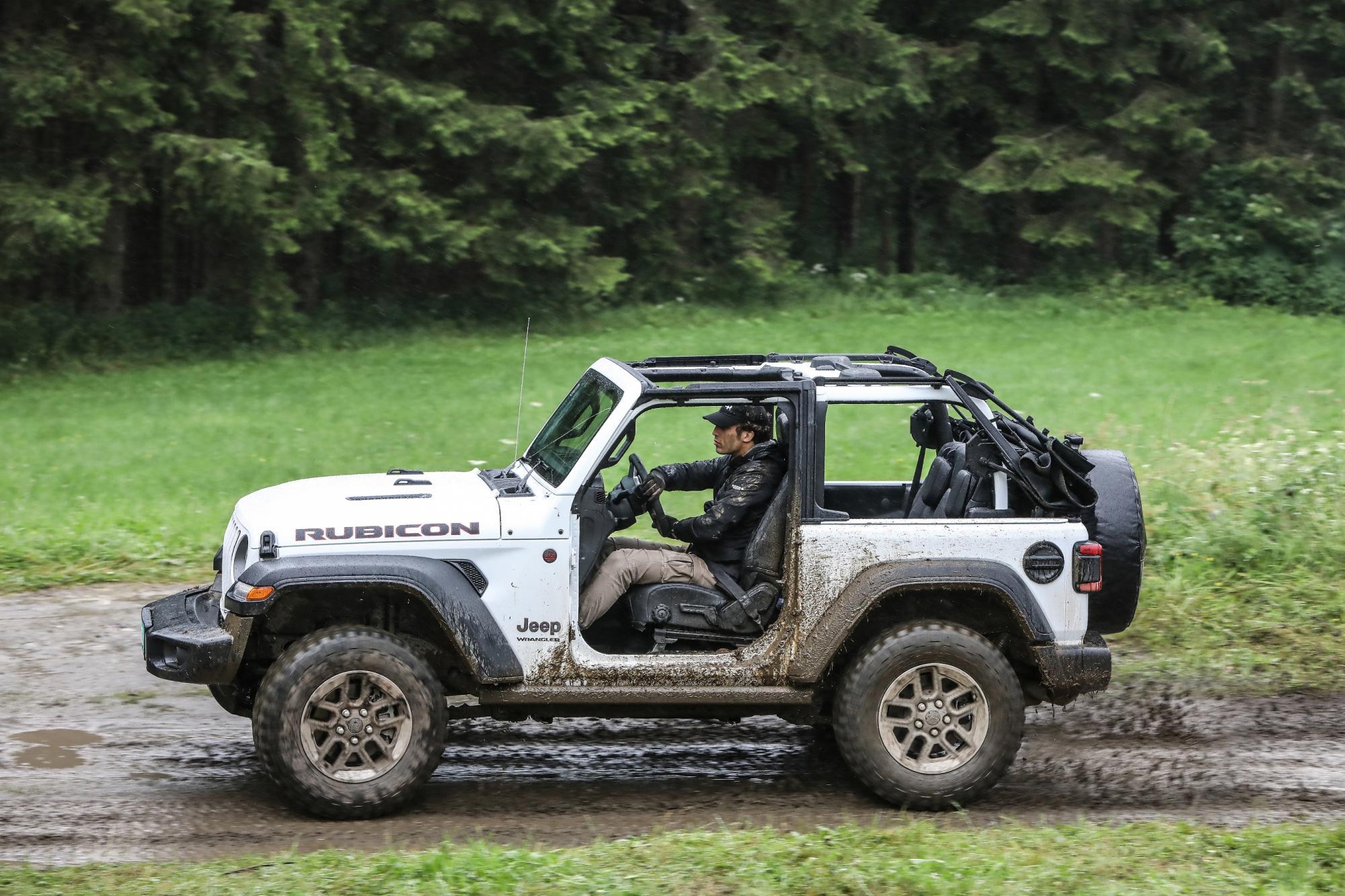 Βραβείο για το Jeep Wrangler