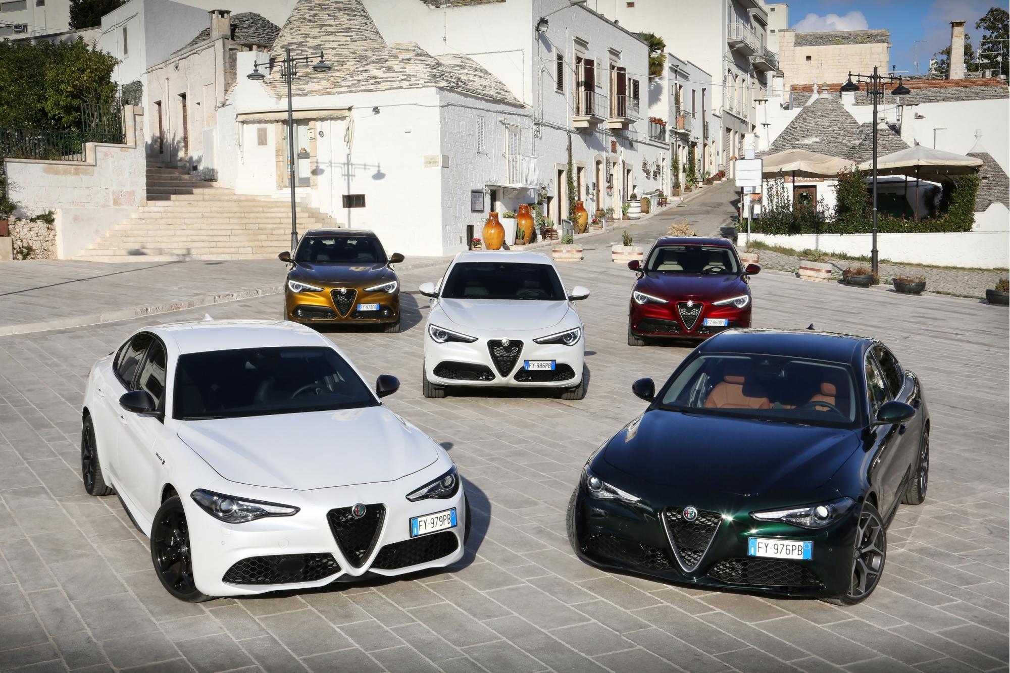 Οι Alfa Romeo Giulia και Stelvio MY20 στην Ελλάδα