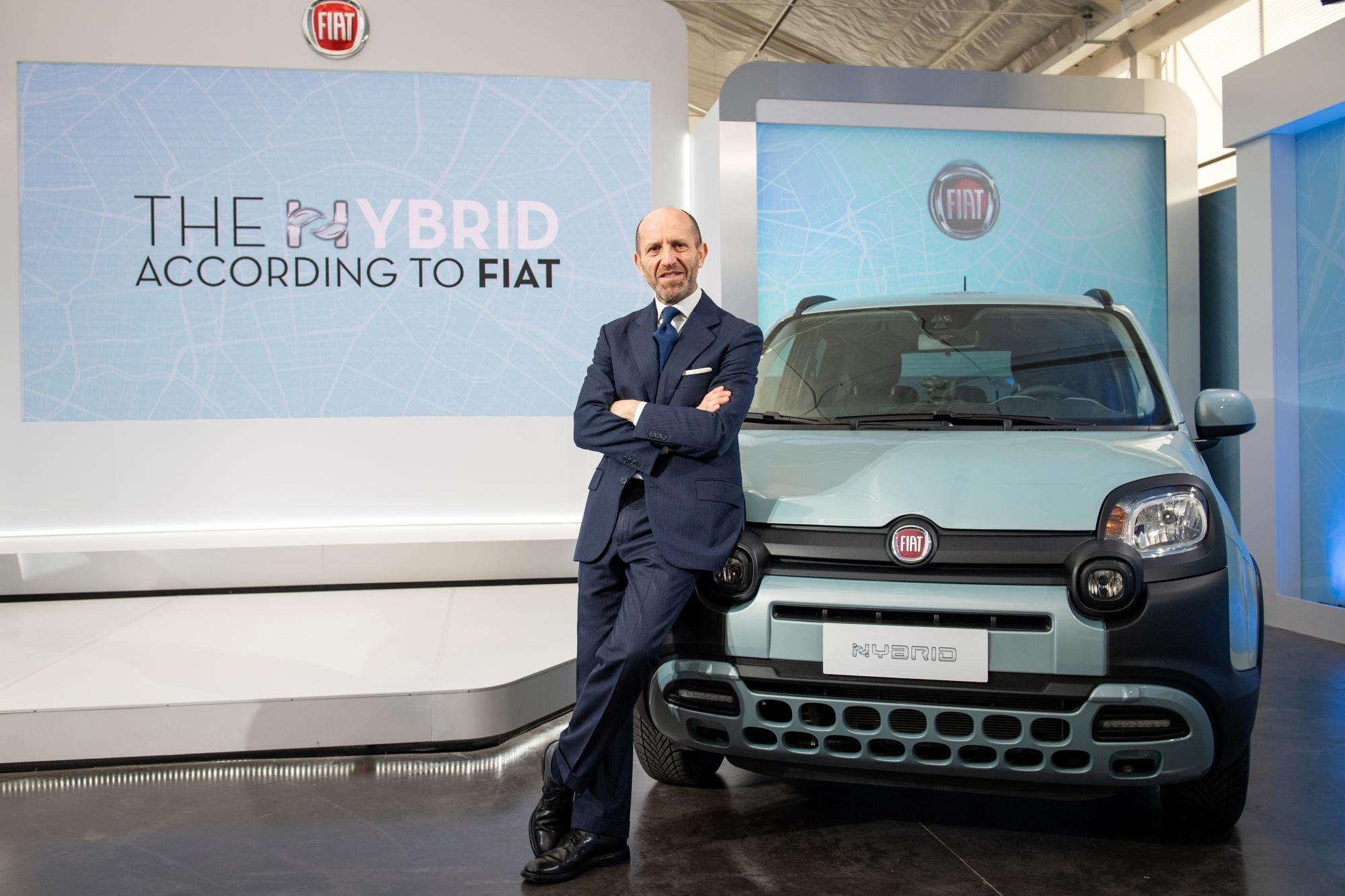 Ο Επικεφαλής των Fiat & Abarth δίνει απαντήσεις για την είσοδο στην εποχή της εξηλεκτρισμένης κίνησης.