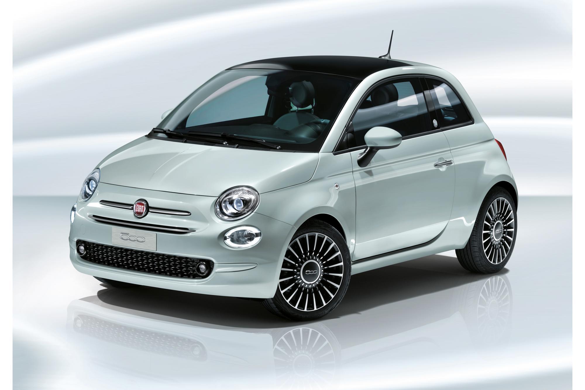 Η οικογένεια του Fiat 500 μεγαλώνει