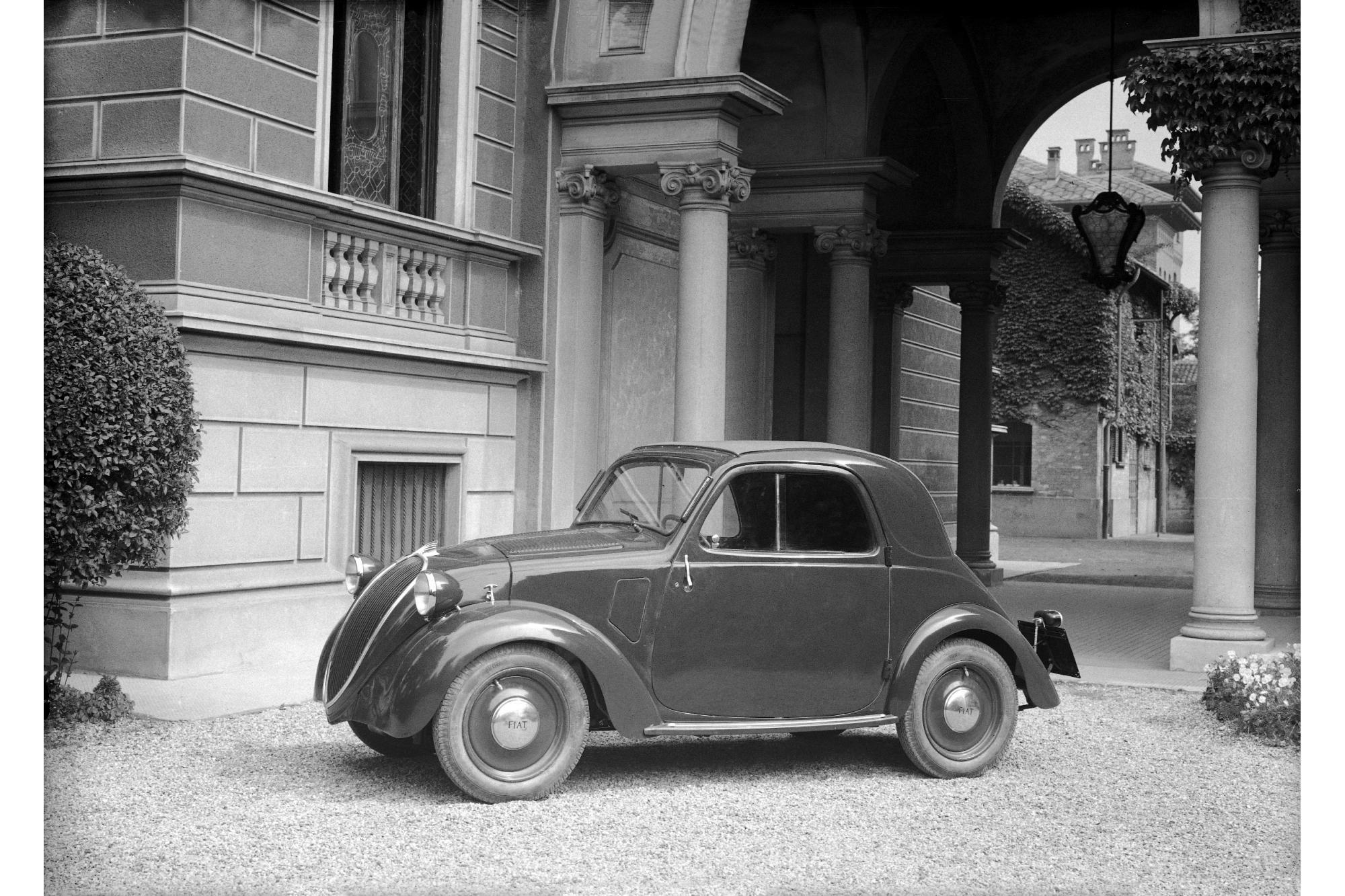 Dante Giacosa: Ο «Αρχιτέκτονας» του σύγχρονου αυτοκινήτου.