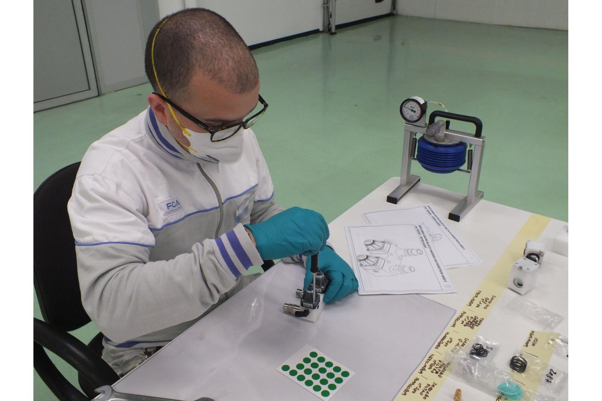 Η FCA συμβάλει ενεργά στην καταπολέμηση του SARS Cov-2