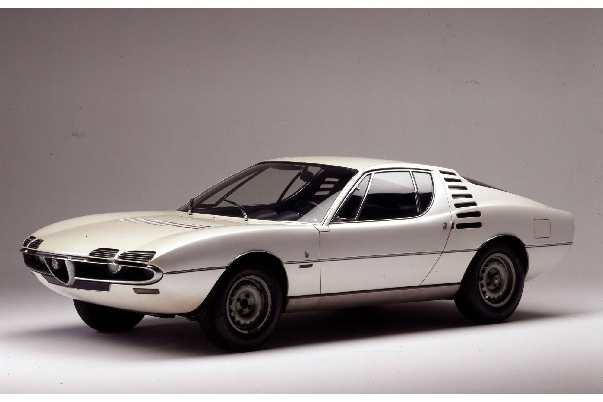 Alfa Romeo Montreal: Δεσποινίς… ετών 50!