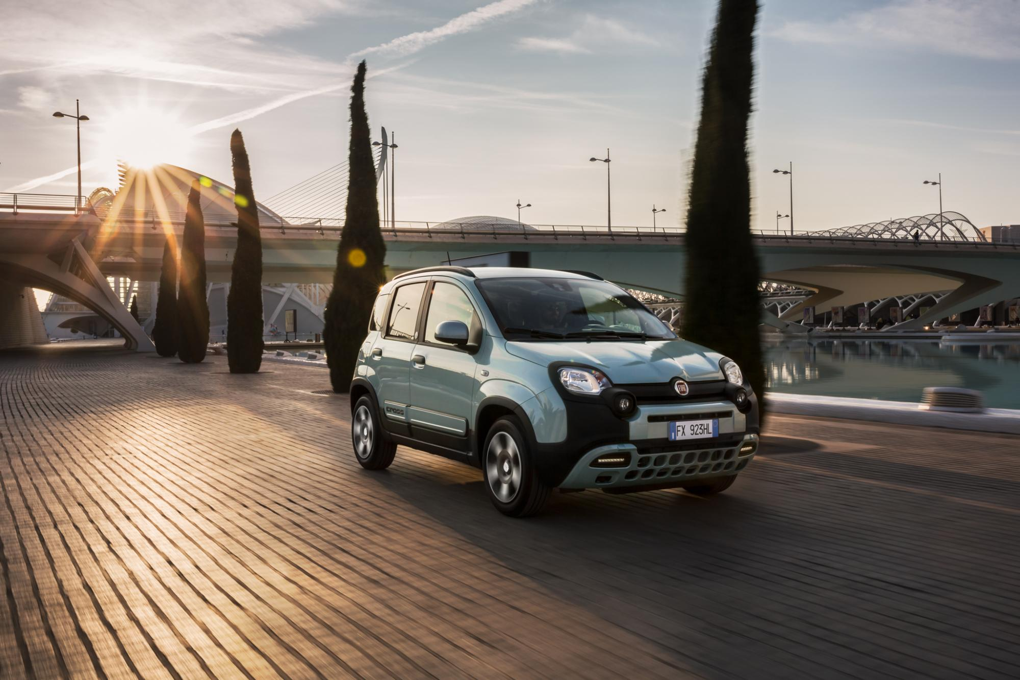 Fiat Panda Hybrid, είναι εδώ!