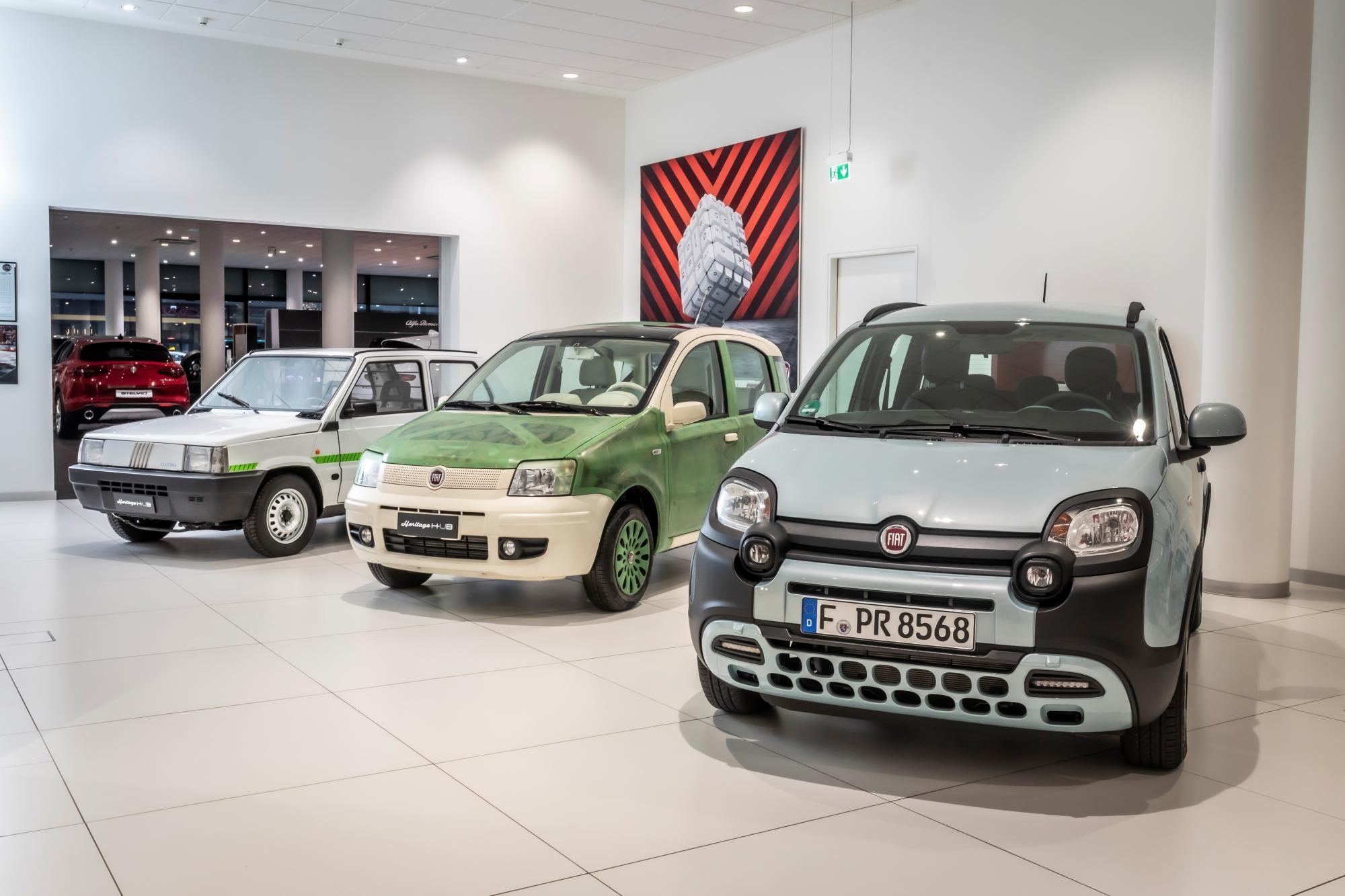 Fiat Panda: 40 χρόνια περιβαλλοντολογικής ευαισθησίας
