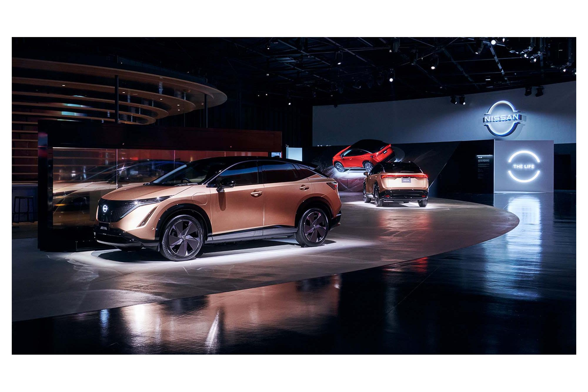 Η Nissan δέχεται ηλεκτρική ενέργεια ως πληρωμή για στάθμευση!