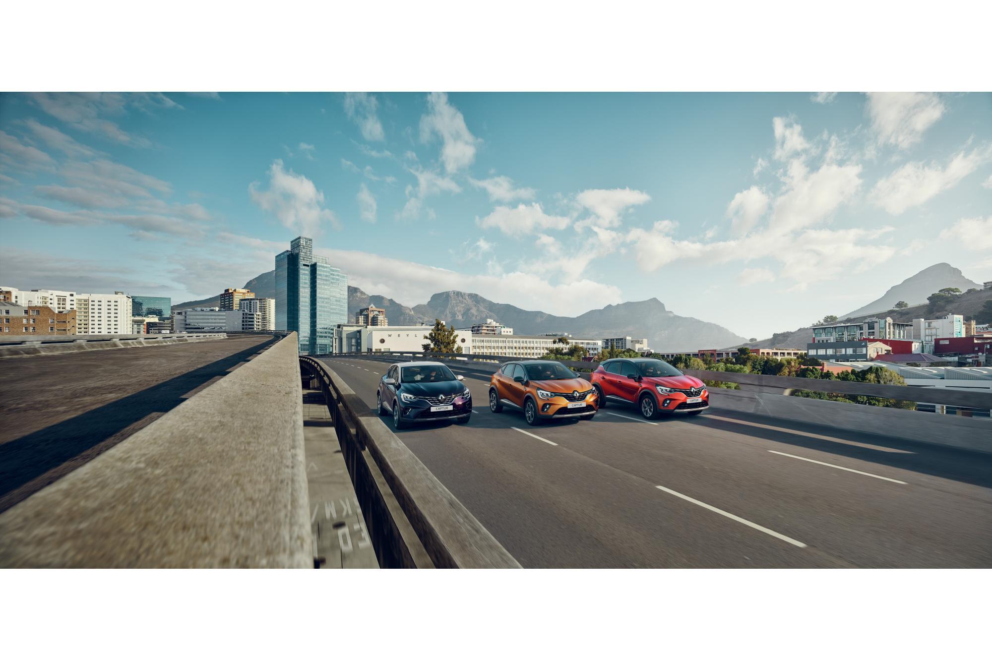 Πέντε αστέρια για το νέο Renault CAPTUR