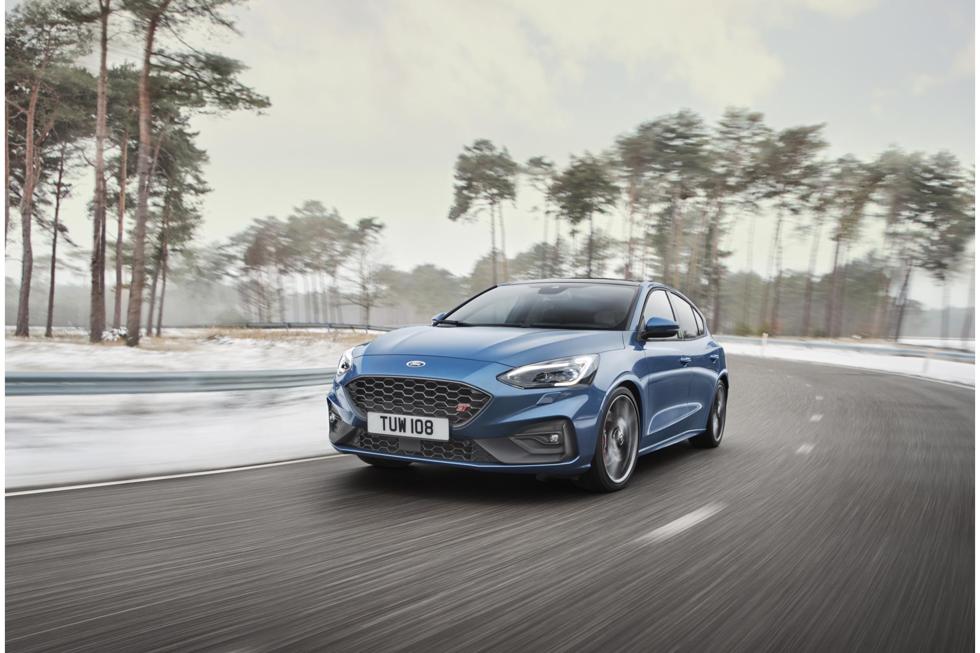 Πρώτη Επαφή: Νέο Ford Focus ST 280Ps