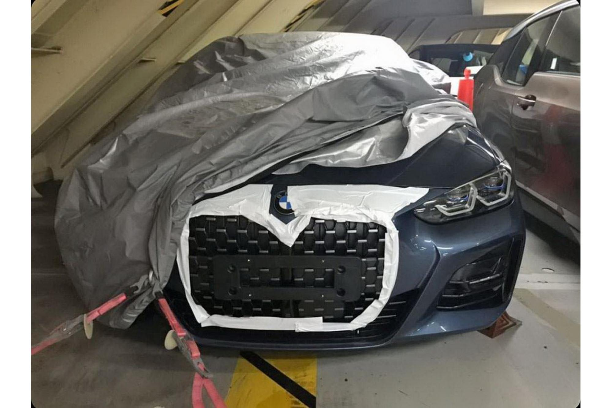 Η BMW σειρά 4 αποκαλύφθηκε!