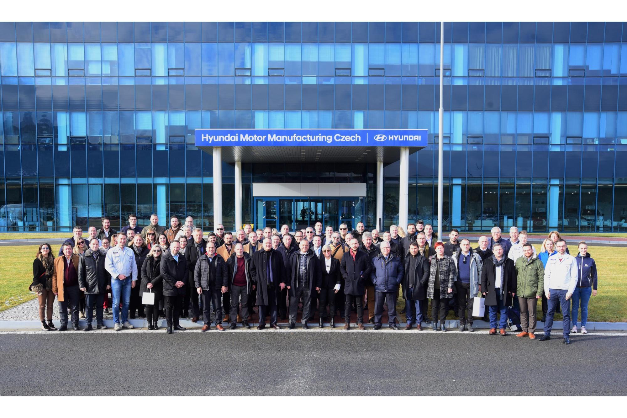 Ετήσιο Συνέδριο Δικτύου Hyundai 2020