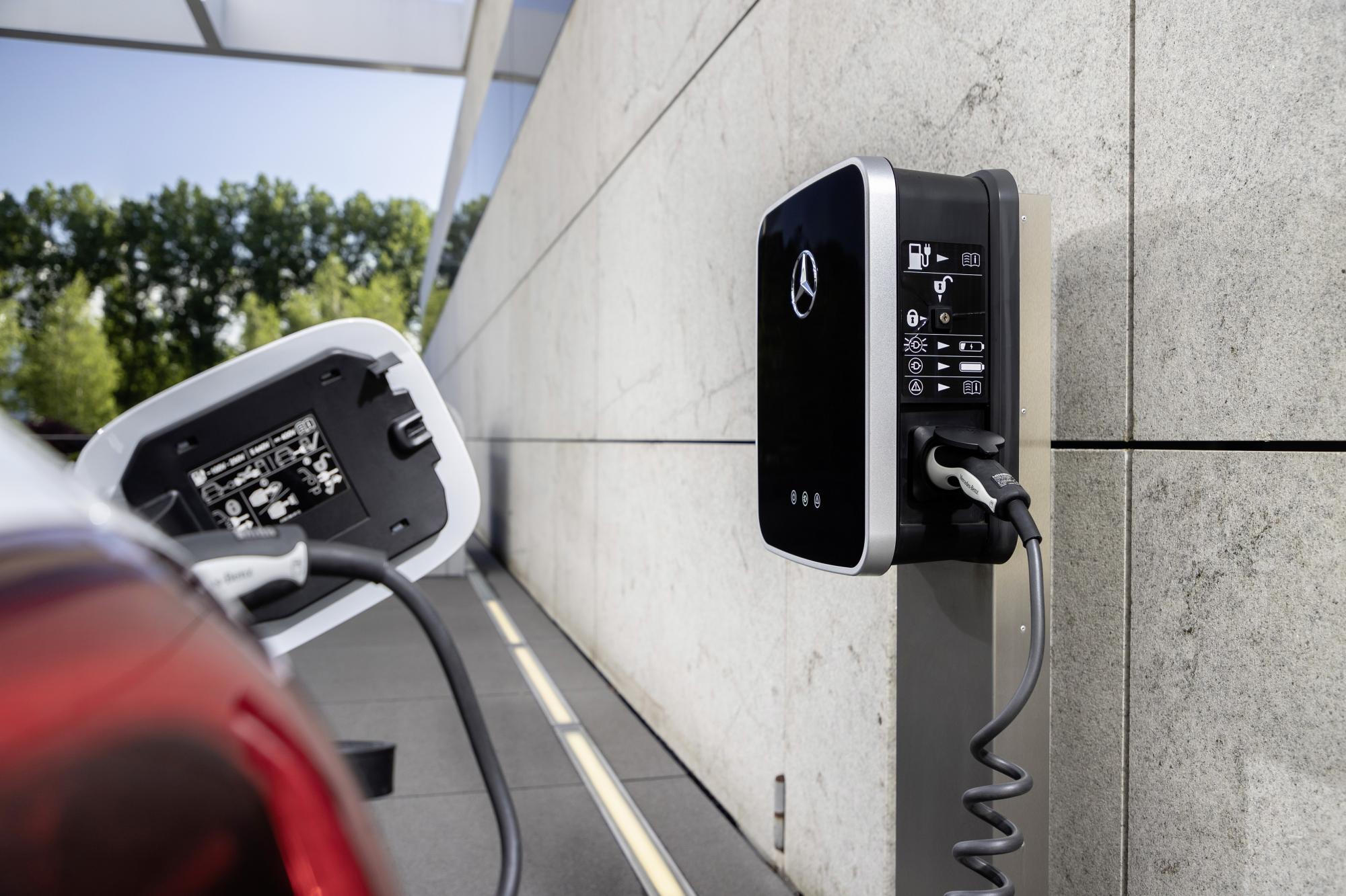 EQ Power, εμπλουτίζεται η γκάμα της Mercedes