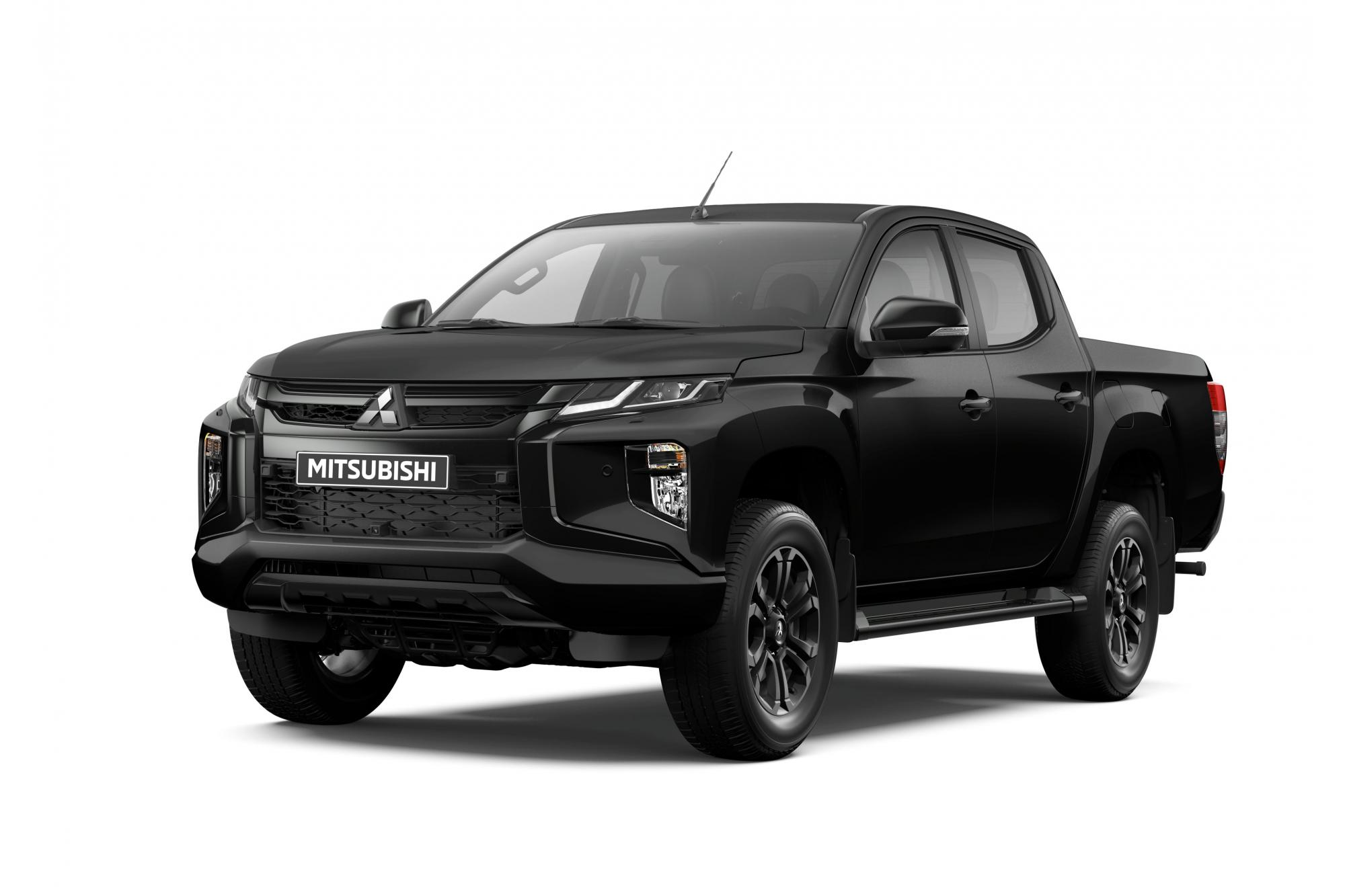 Mitsubishi L200 Black Edition