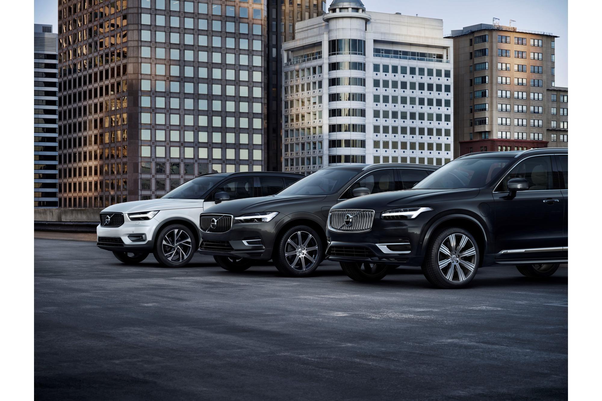 2019: Έκτη συνεχής χρονιά ρεκόρ για τη Volvo με αιχμή την πολυβραβευμένη γκάμα των SUV της