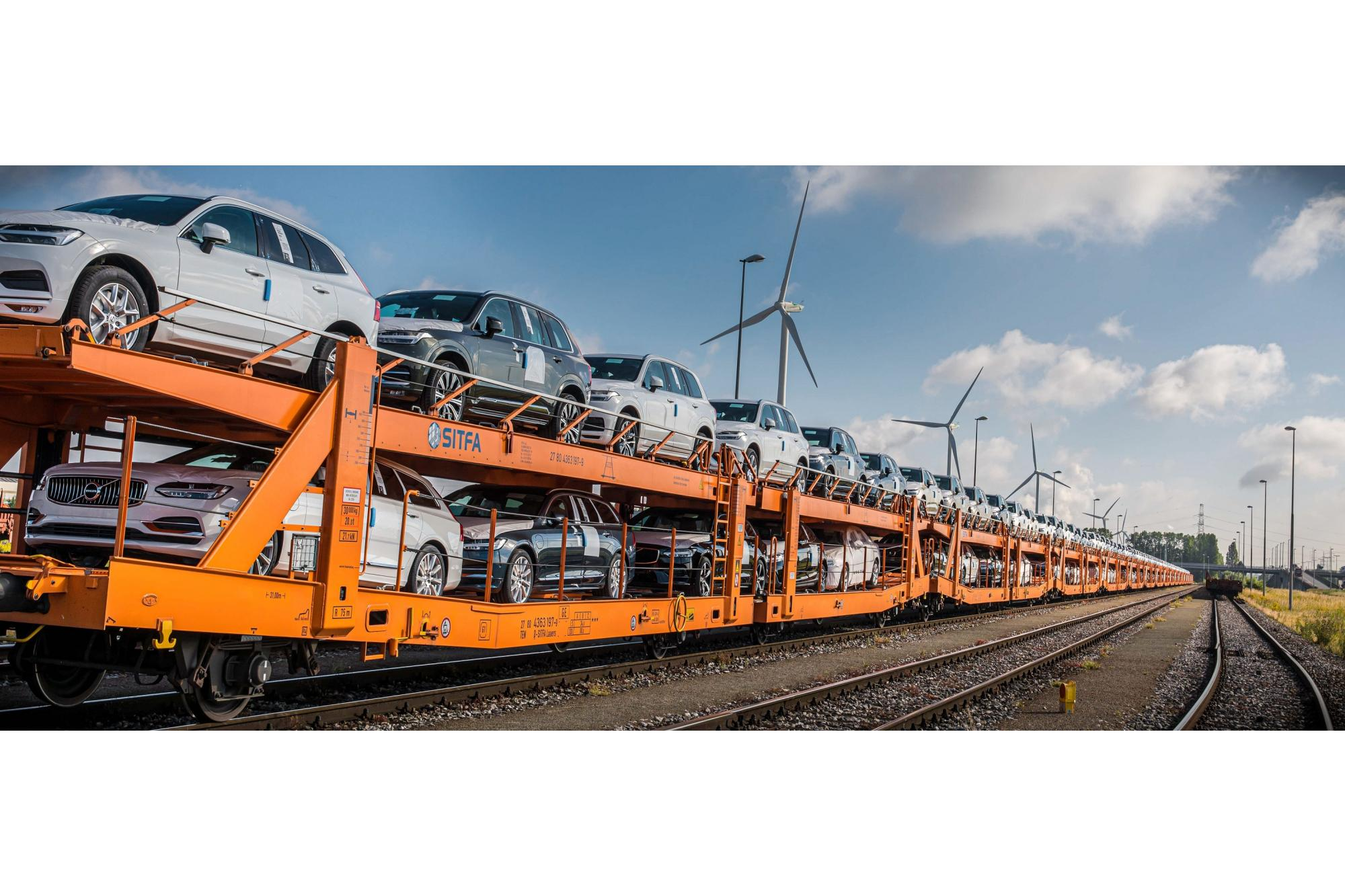 Μείωση ρύπων από την Volvo κατά 75%!