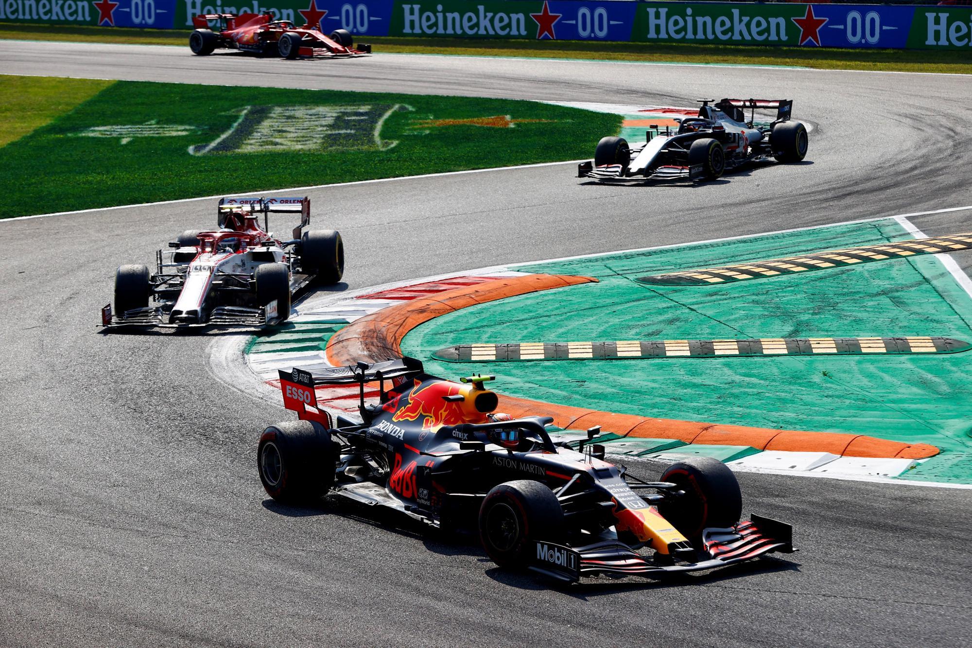 Θρίαμβος της Honda στην F1