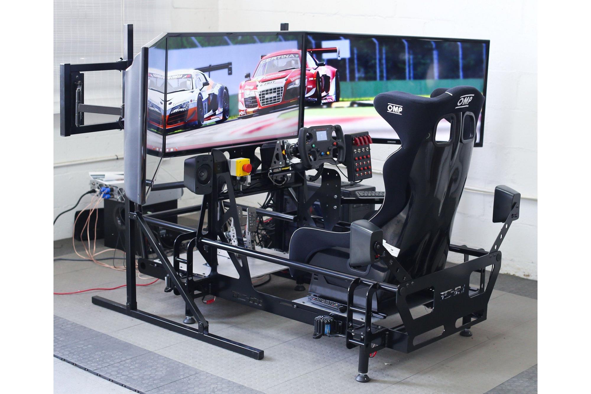 Πόσο ρεαλιστικά είναι τα racing sims?