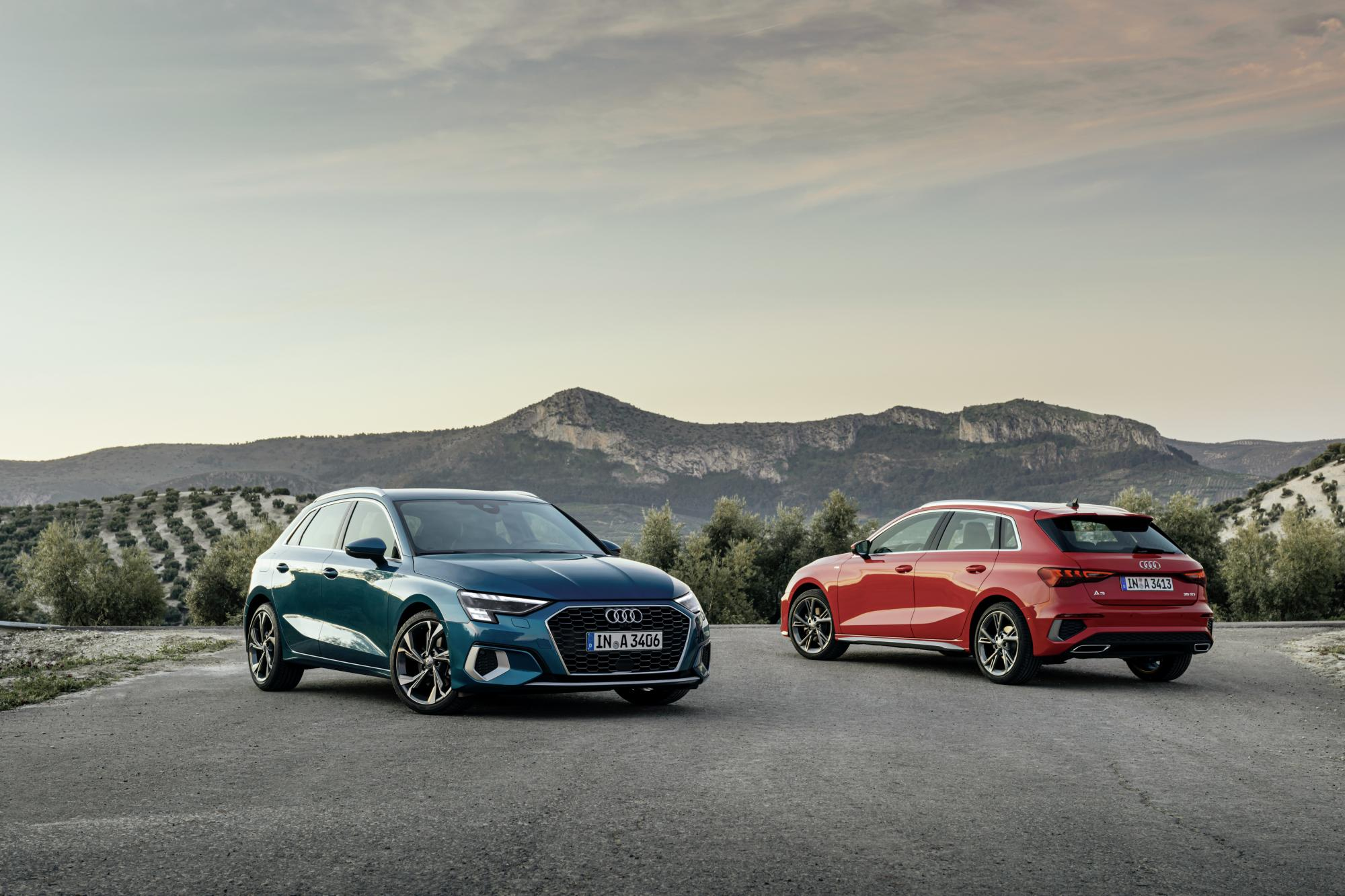 Νέο Audi A3 και premium και compact