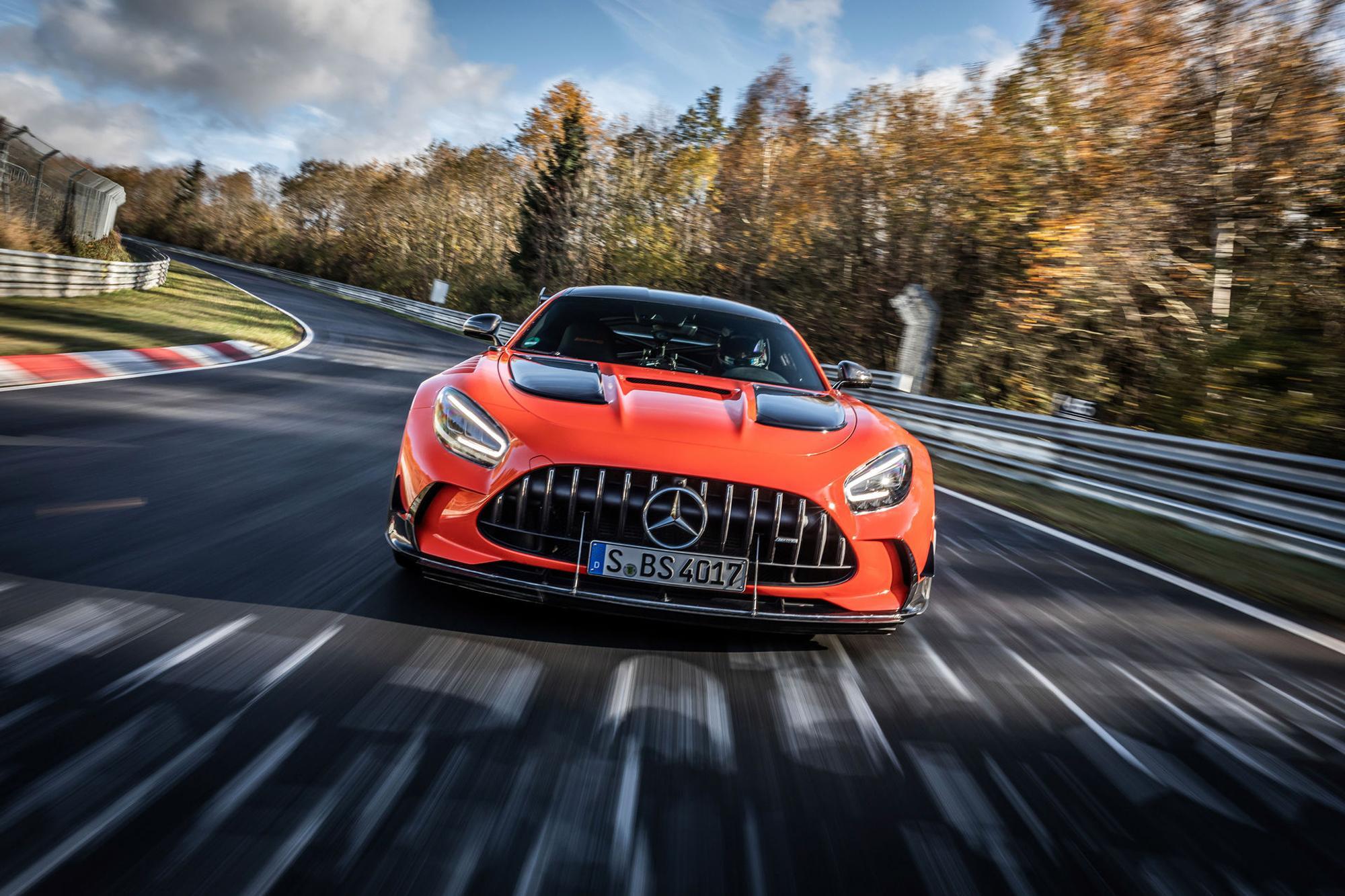 Το γρηγορότερο αυτοκίνητο παραγωγής στο Nurburgring