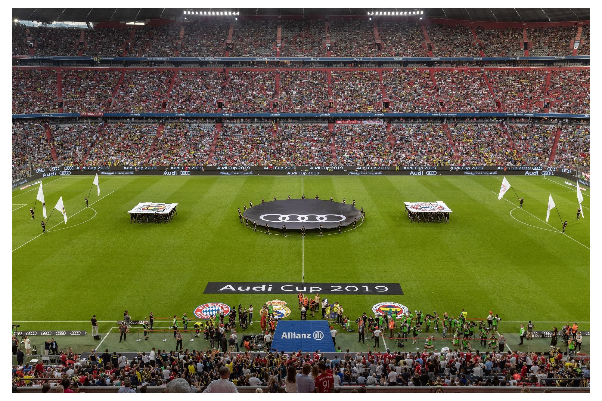 Η Audi και η FC Bayern München σε κοινή πορεία προς το μέλλον