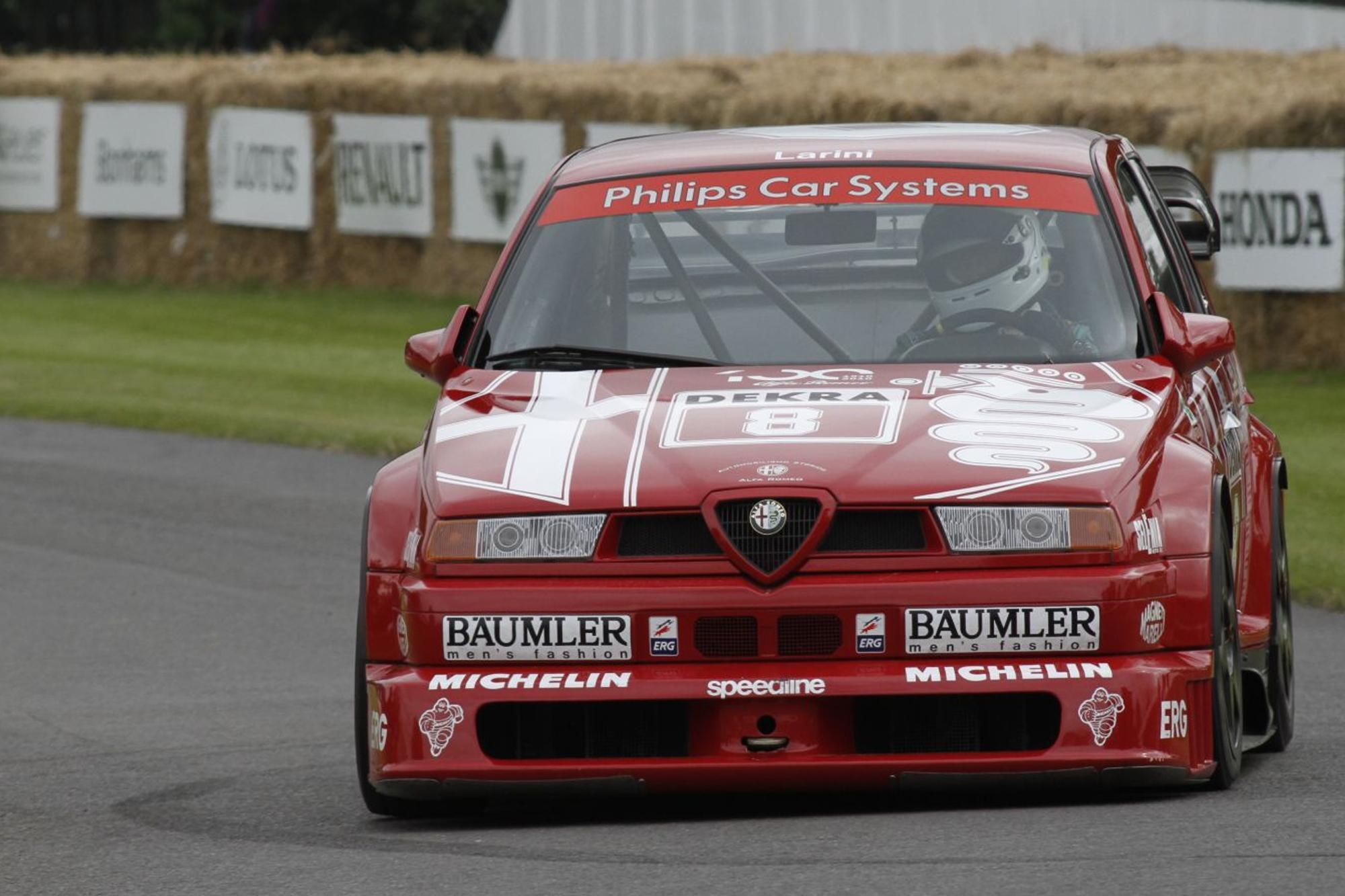 Πως η Alfa 155 V6 Ti κέρδισε τους Γερμανούς στο DTM