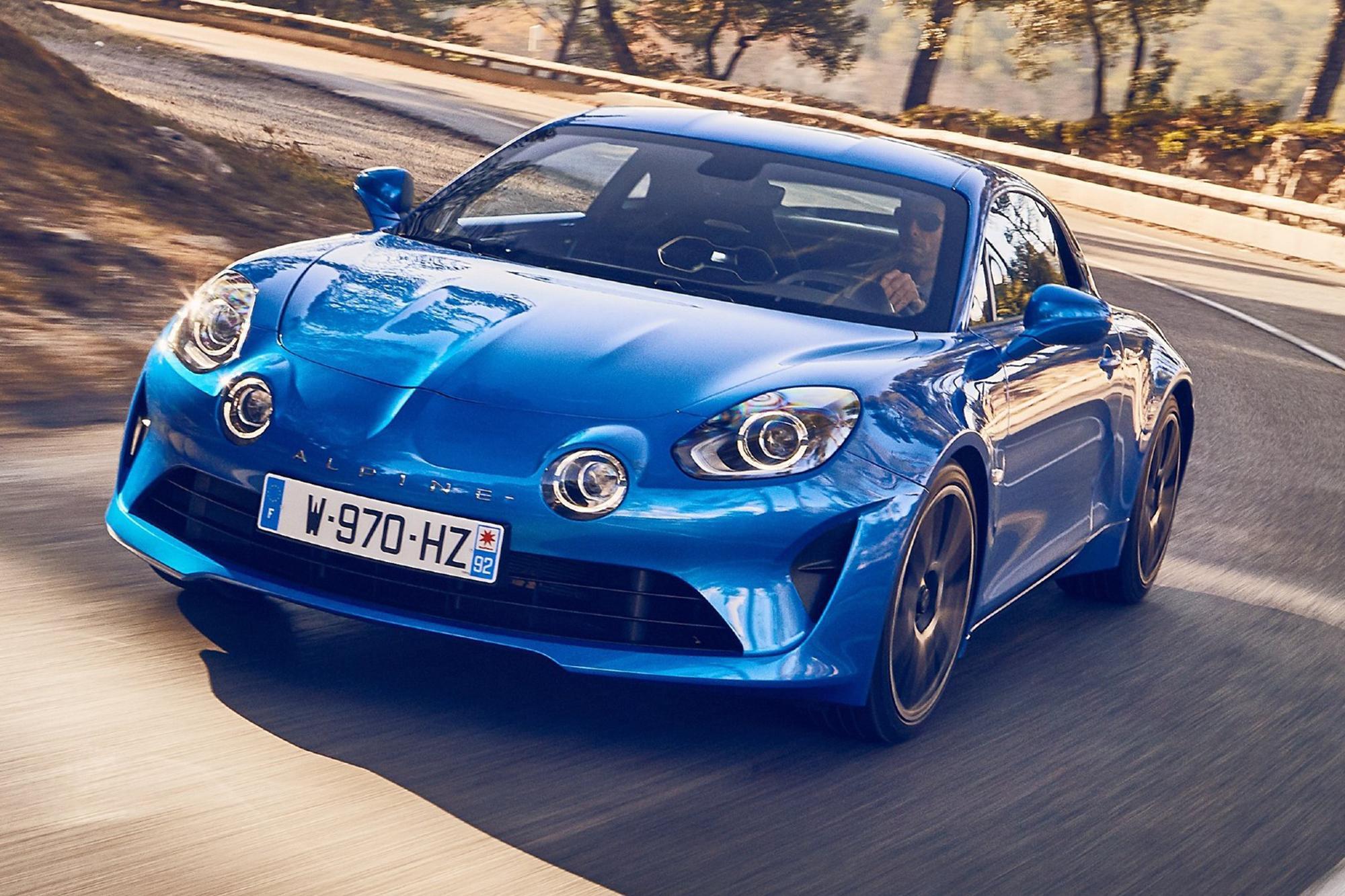 Τα μοντέλα της Renault Sport σύντομα θα φέρουν σήματα της Alpine