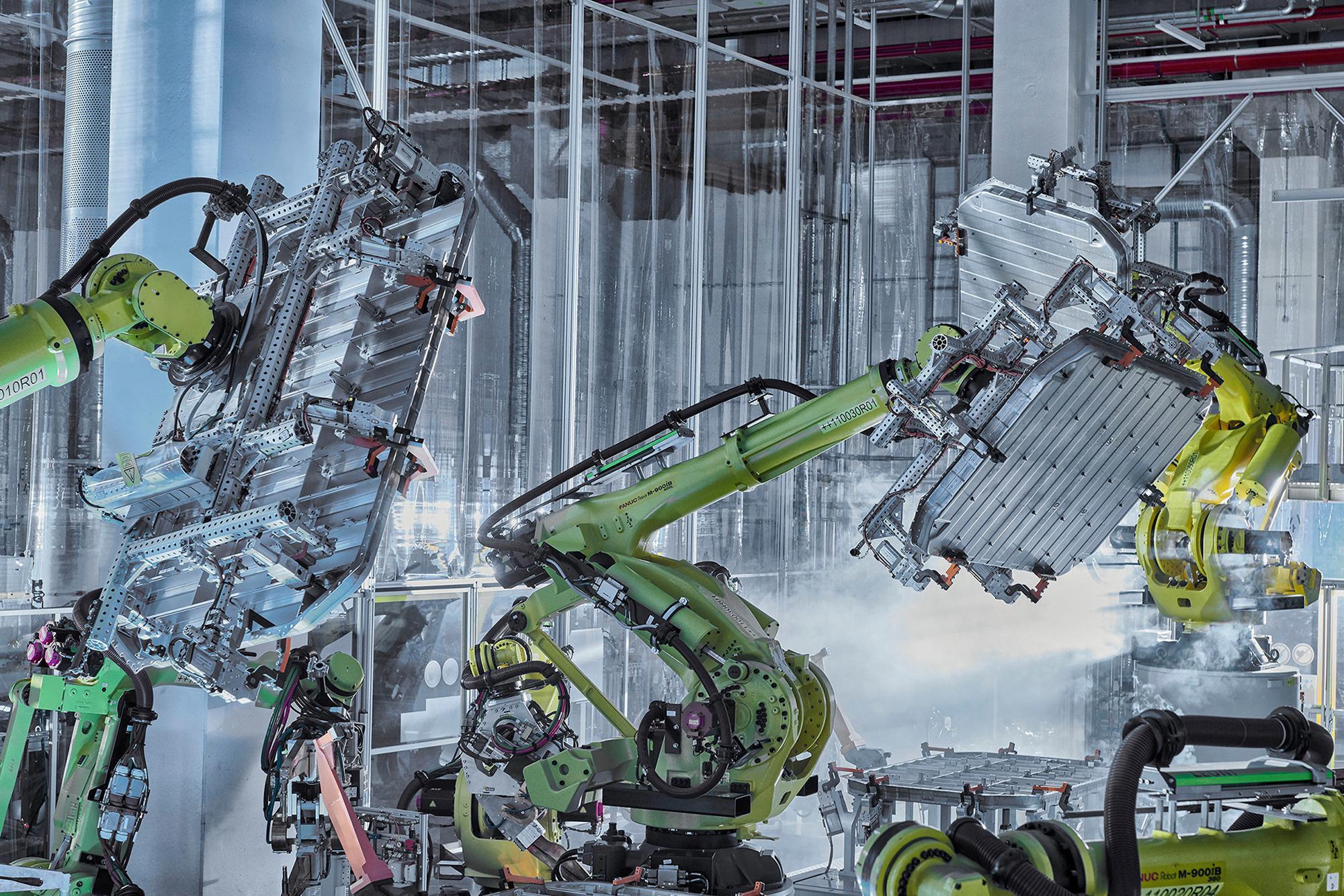 H Audi επενδύει ακόμα περισσότερο στην ηλεκτροκίνηση