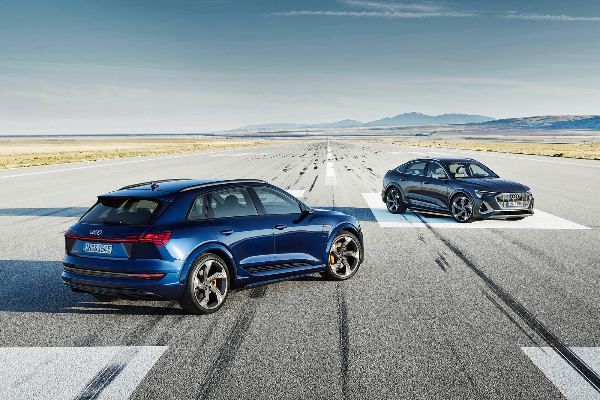 Η Audi έκλεισε το 2020 με το πιο επιτυχημένο τρίμηνο στην ιστορία της