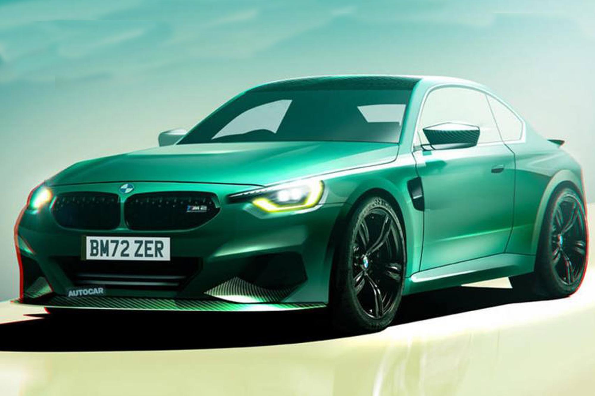 Αποκλειστικά πισωκίνητη η νέα BMW M2 Coupe