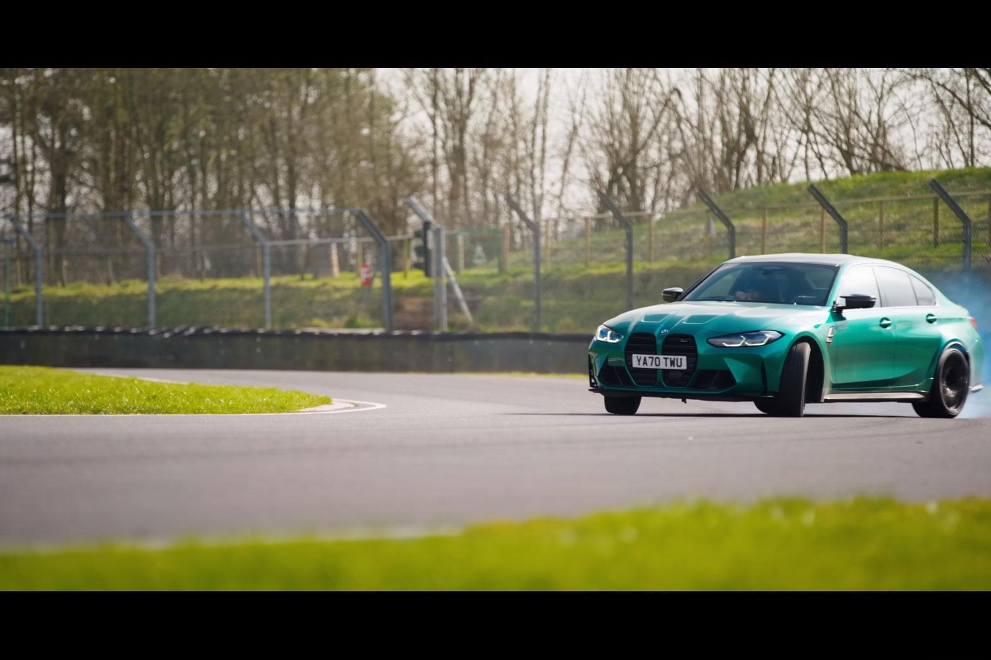 Ο Chris Harris οδηγεί τη νέα BMW M3!