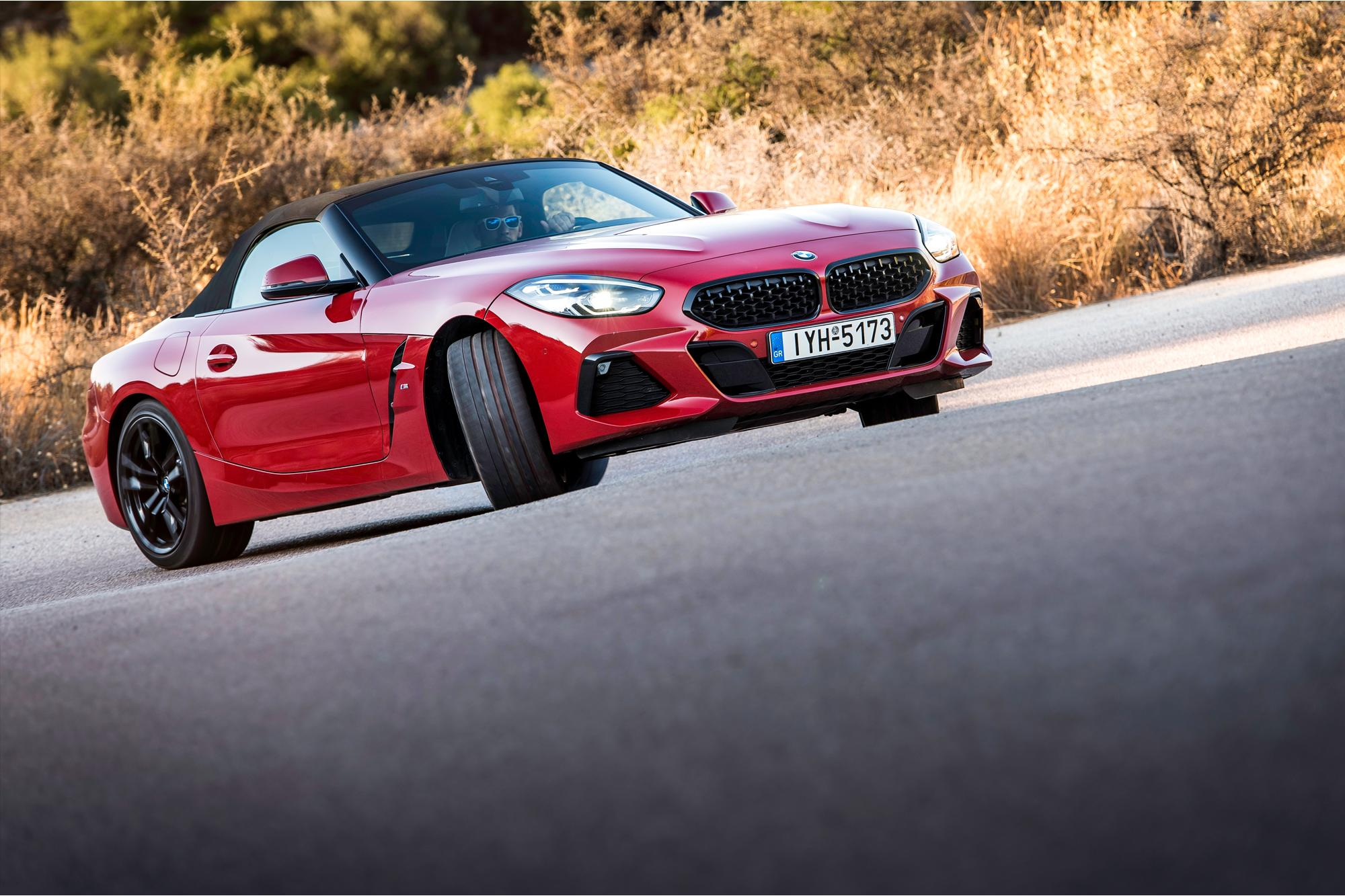 BMW Z4 sDrive20i 197PS