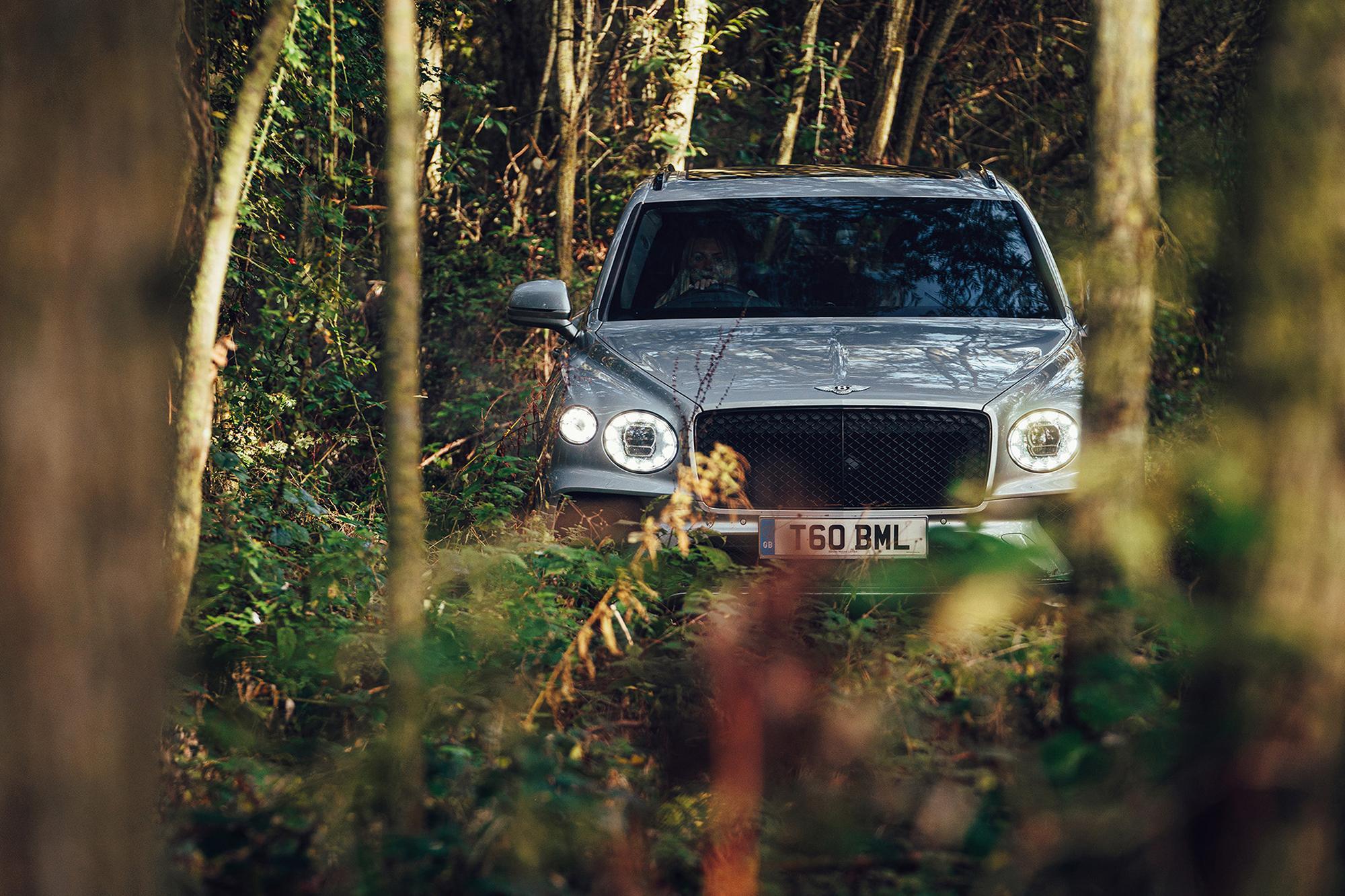 Πολυτελές SUV της χρονιάς η Bentley Bentayga V8