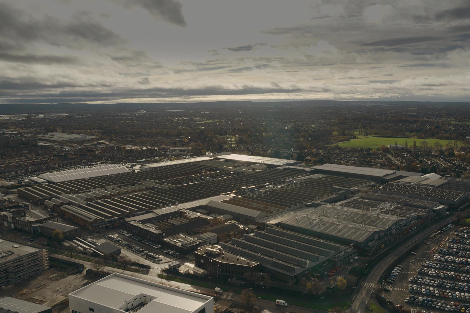 """Νέες """"Beyond100"""" κτιριακές εγκαταστάσεις  της Bentley"""