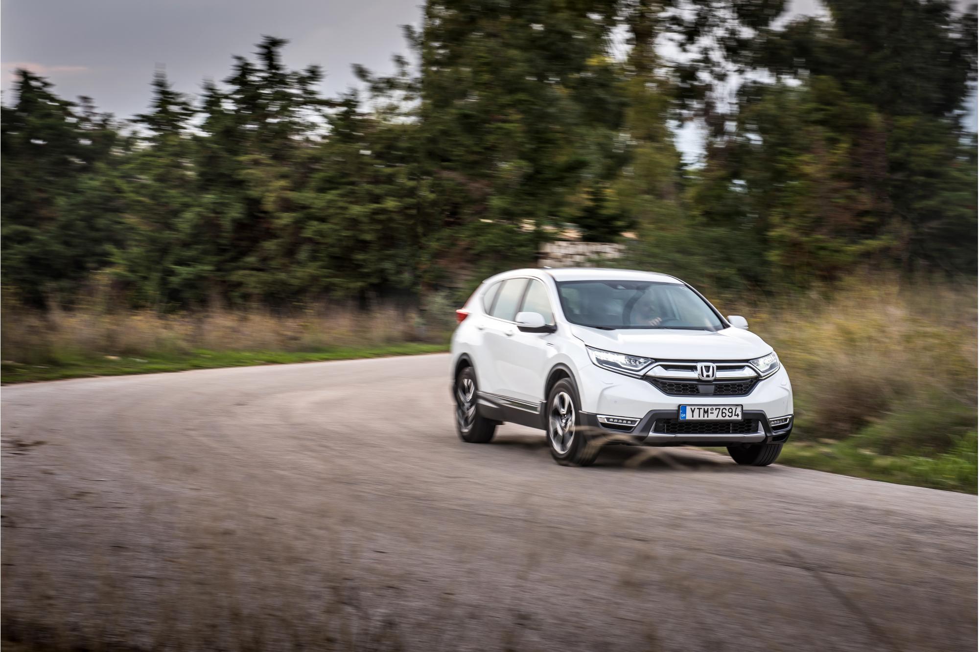 Μείωση τιμής στο Honda CR-V Hybrid