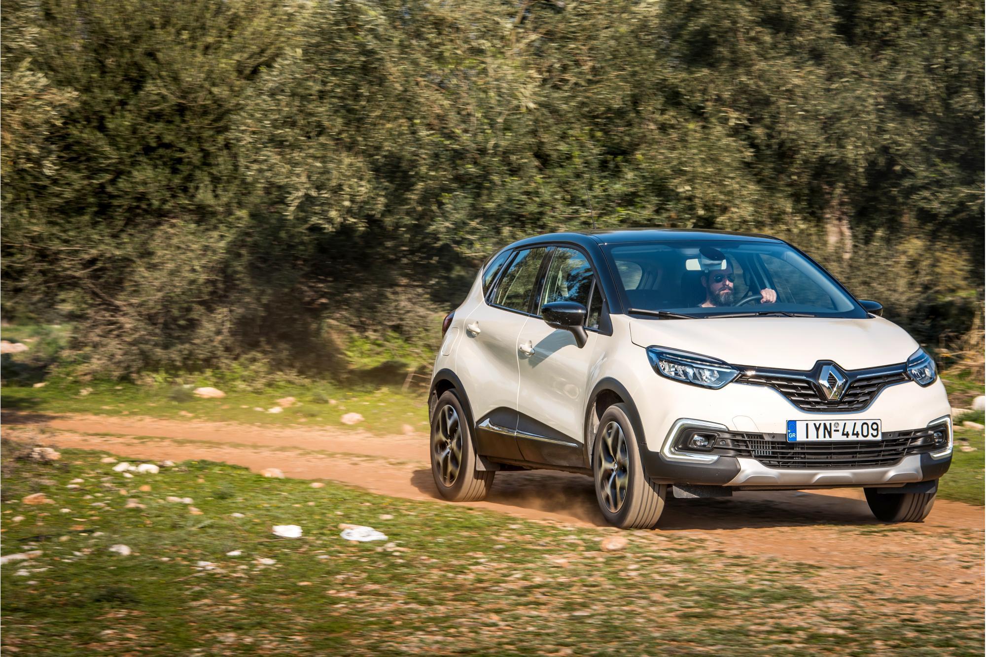 Renault Captur 0.9 TCe Dynamic 90Ps