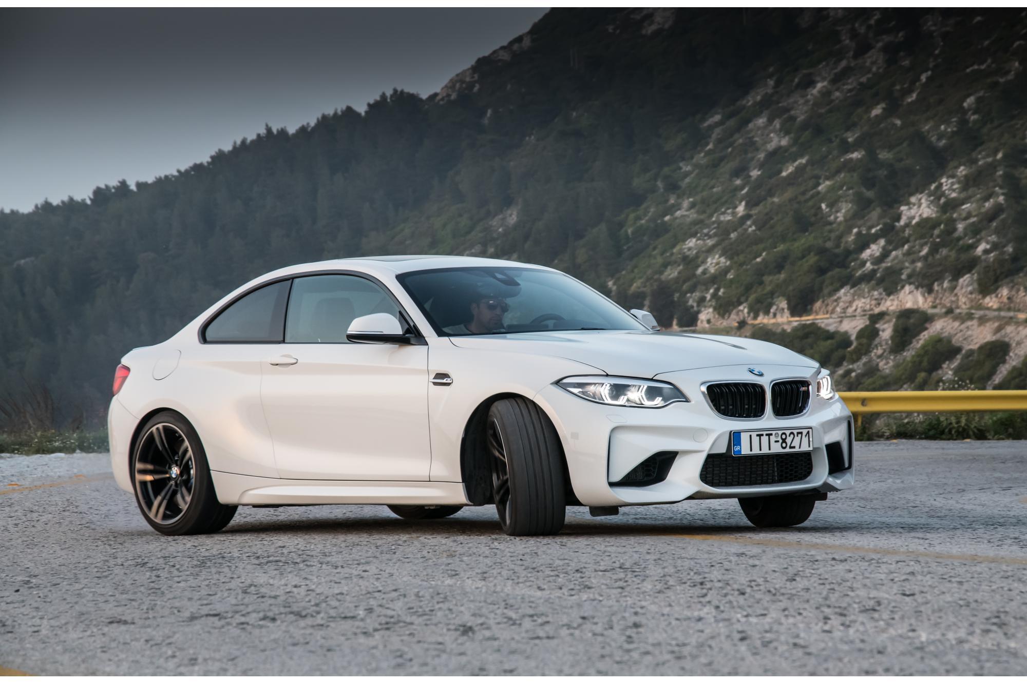 BMW M2 M-DCT 370Ps