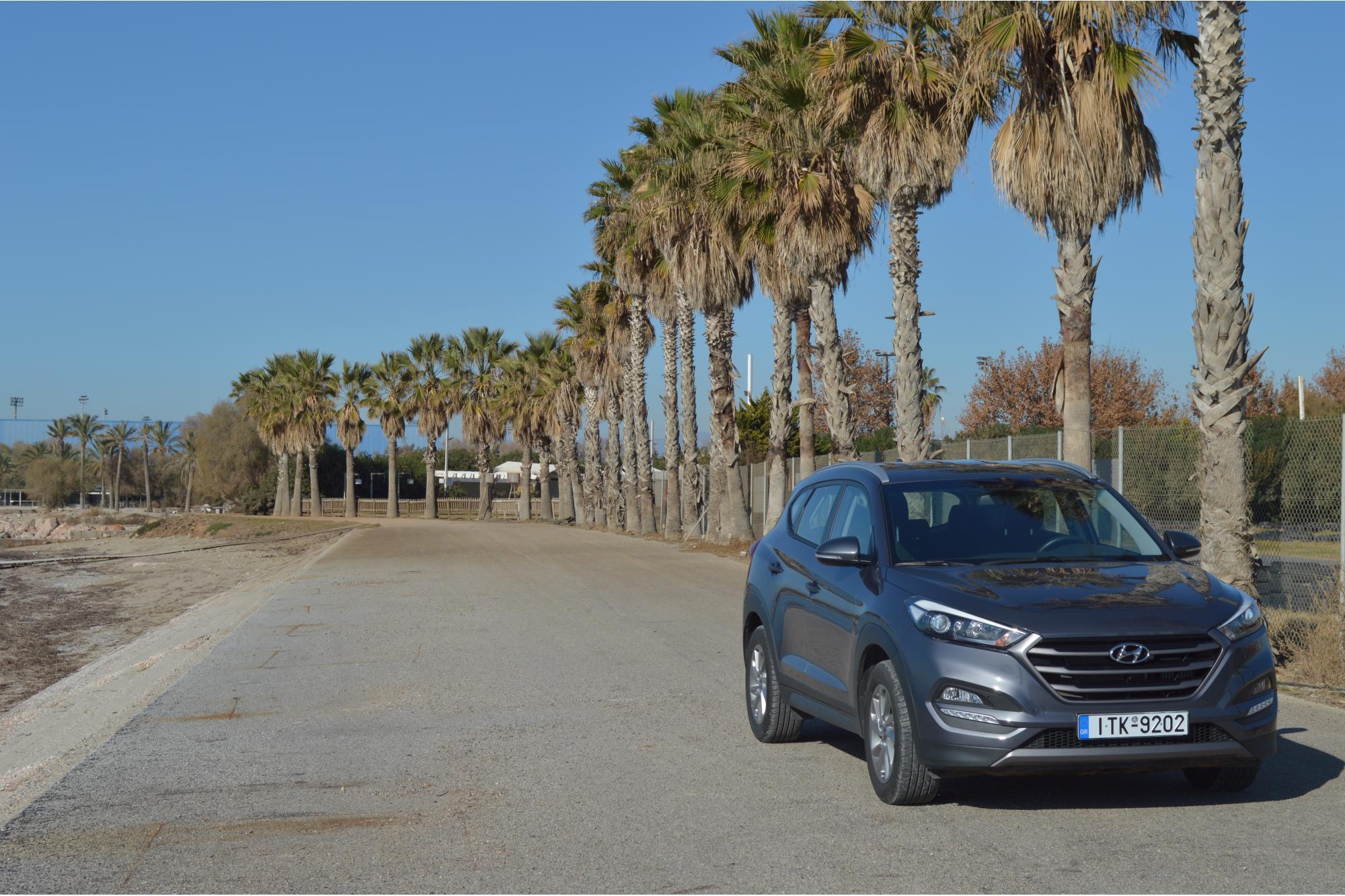 Hyundai Tucson 1.7 CRDi 141Ps 7-DCT