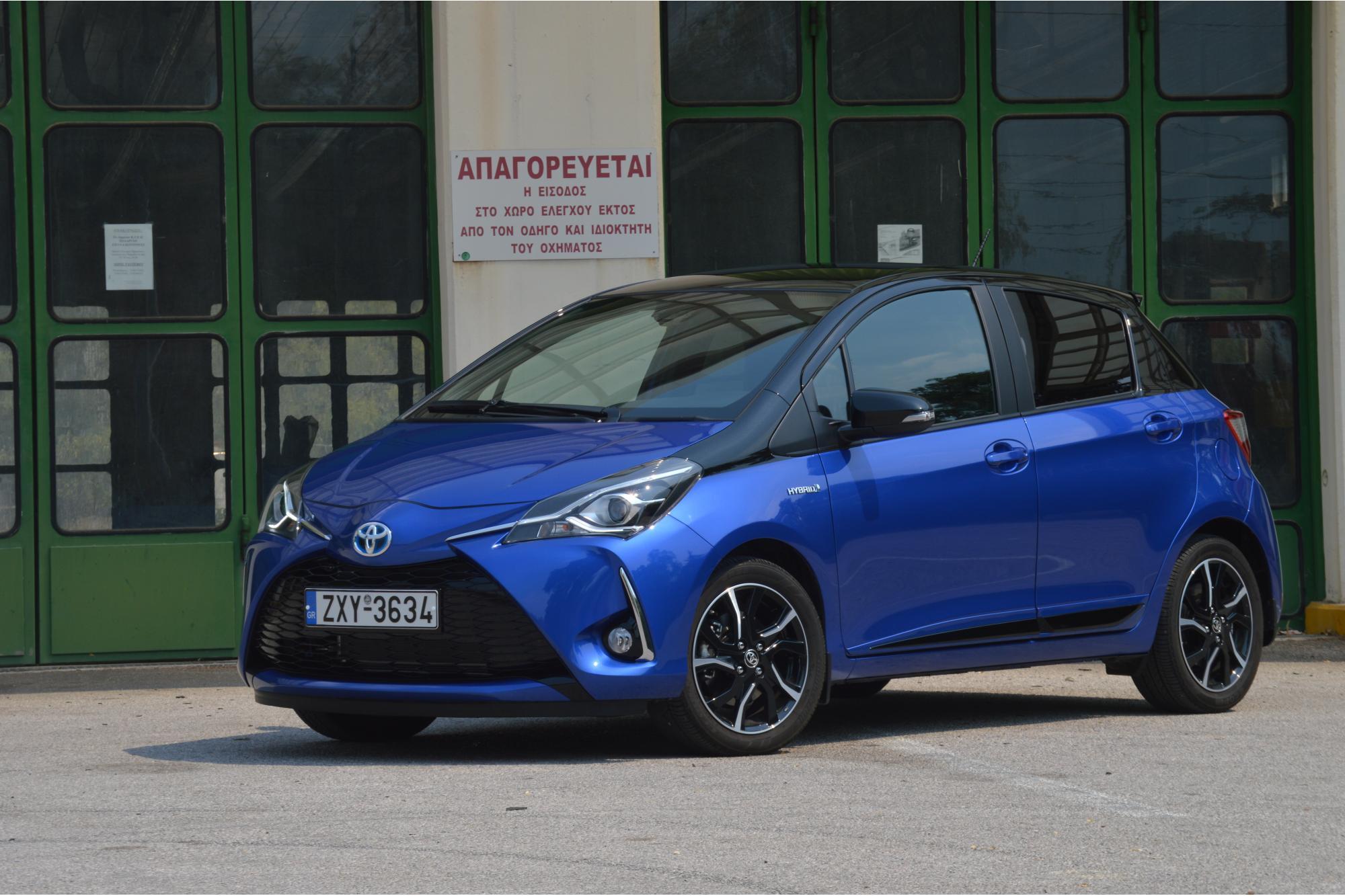 Toyota Yaris Hybrid 1.5 100Ps
