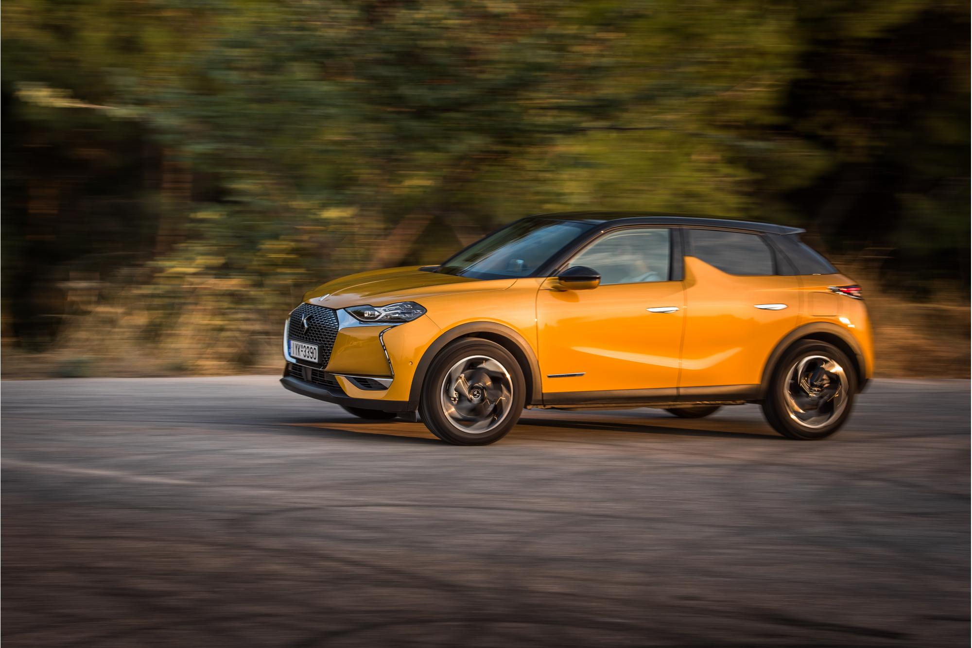 DS3 Crossback 1.2 PureΤech 155Ps EAT8